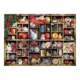 Eurographics Puzzle 1000: Christmas Ornaments