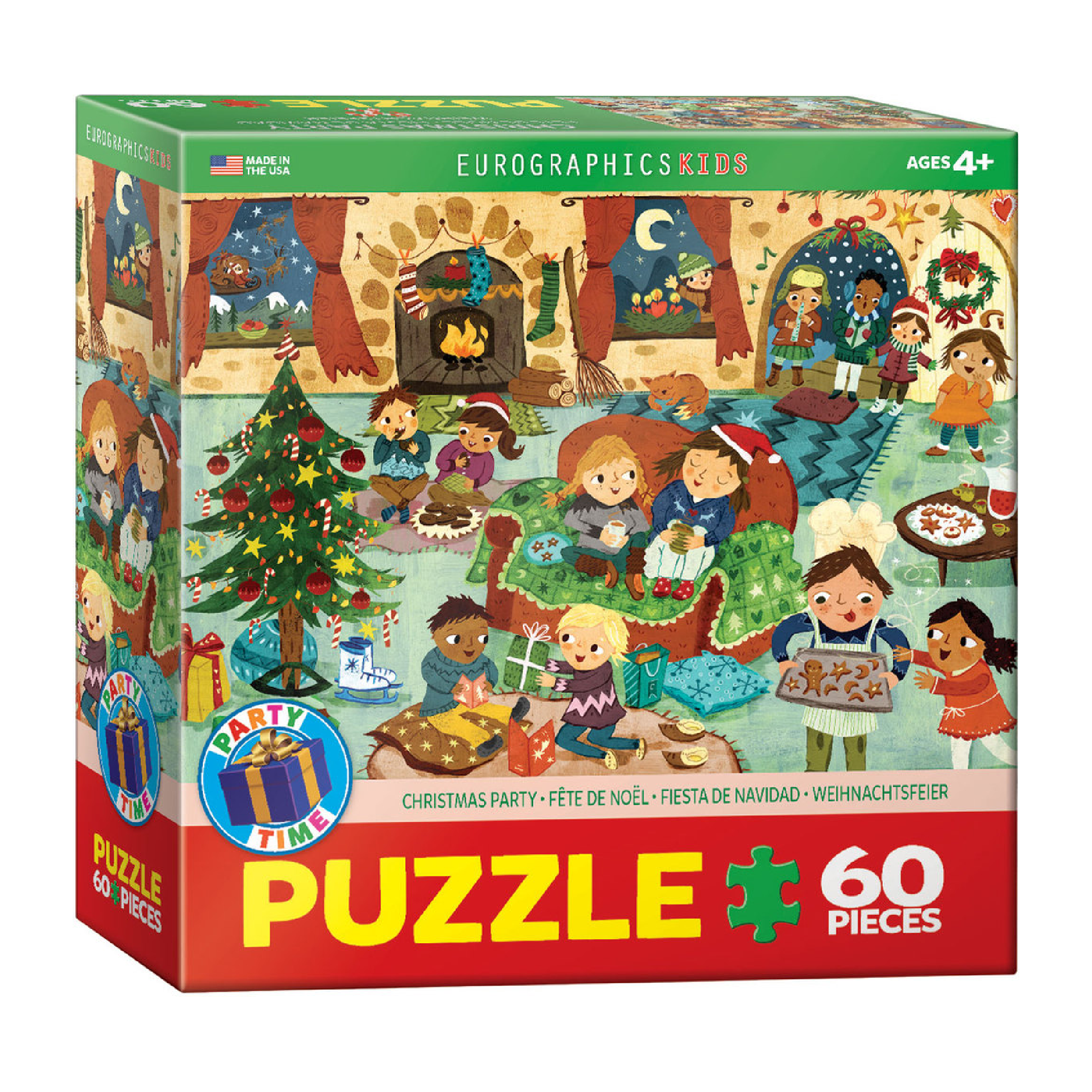 Eurographics Puzzle 60: Christmas Party