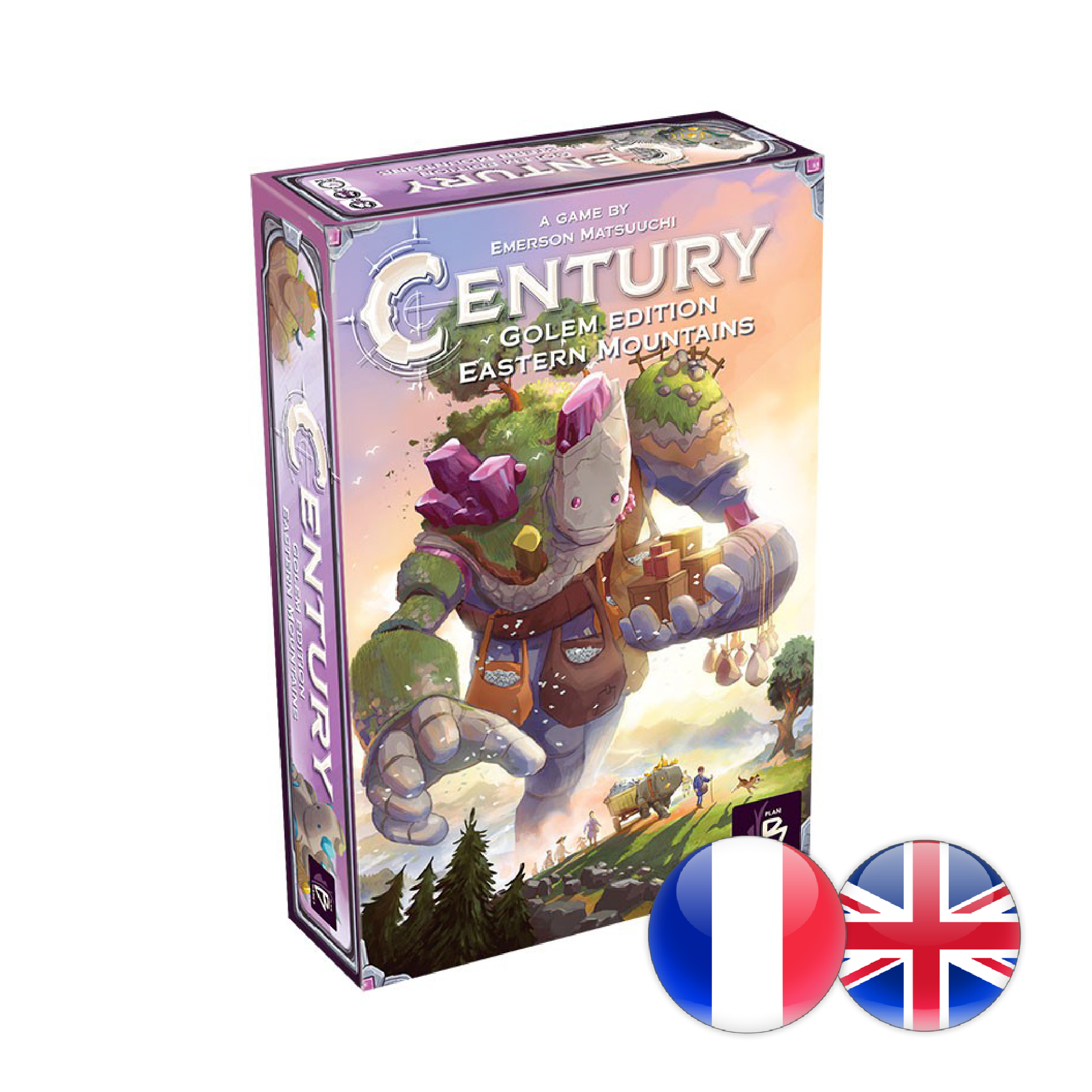 Plan B Century Golem Edition - Eastern Mountains (multi)
