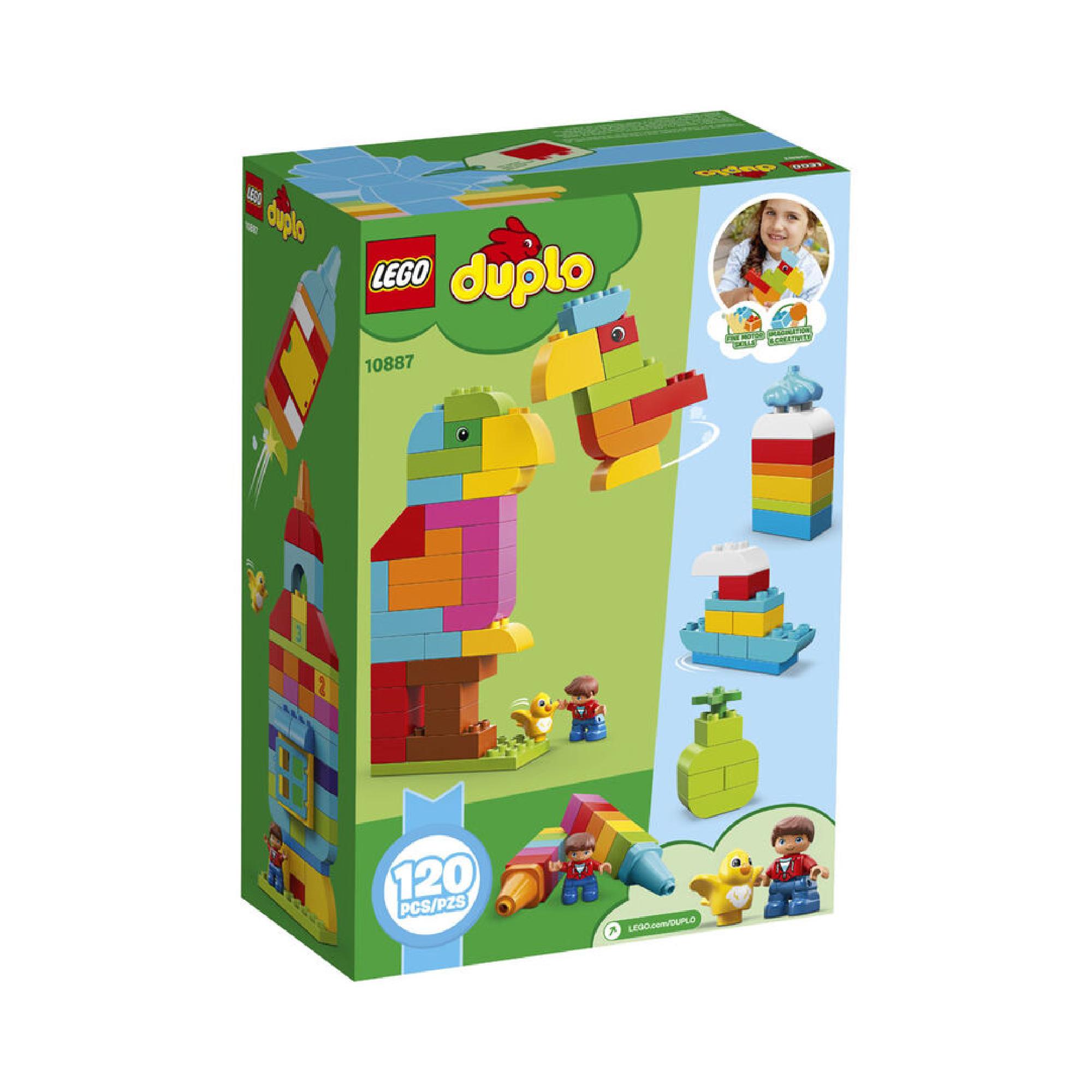 LEGO LEGO Duplo Classic - L'amusement créatif