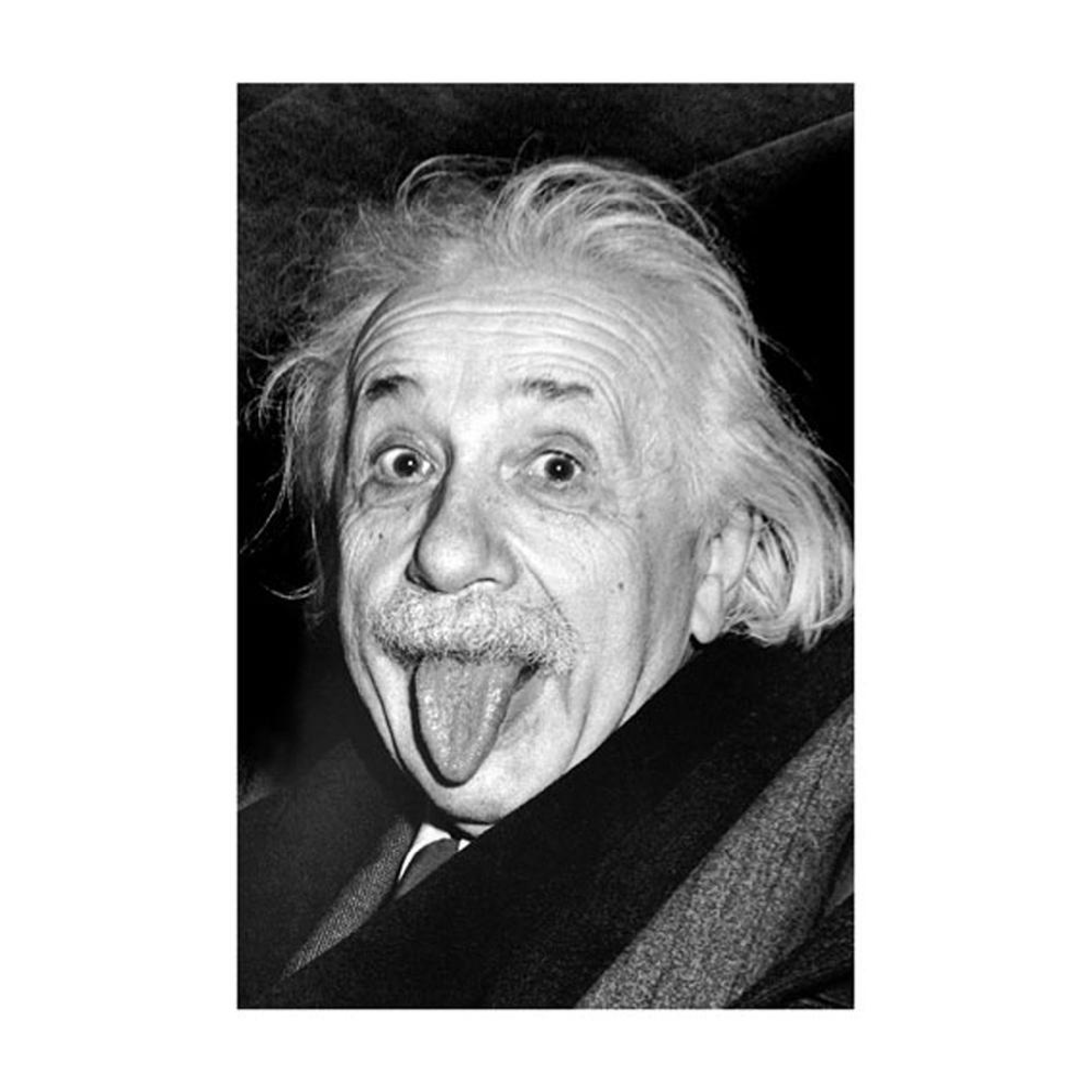 Eurographics Puzzle 1000: Einstein - Tongue