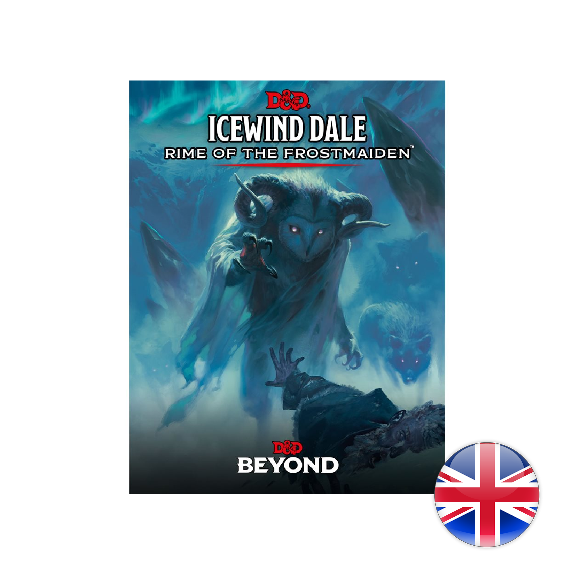 Wizards of the Coast D&D Dungeons & Dragons: Icewind Dale - Rime of the Frostmaiden