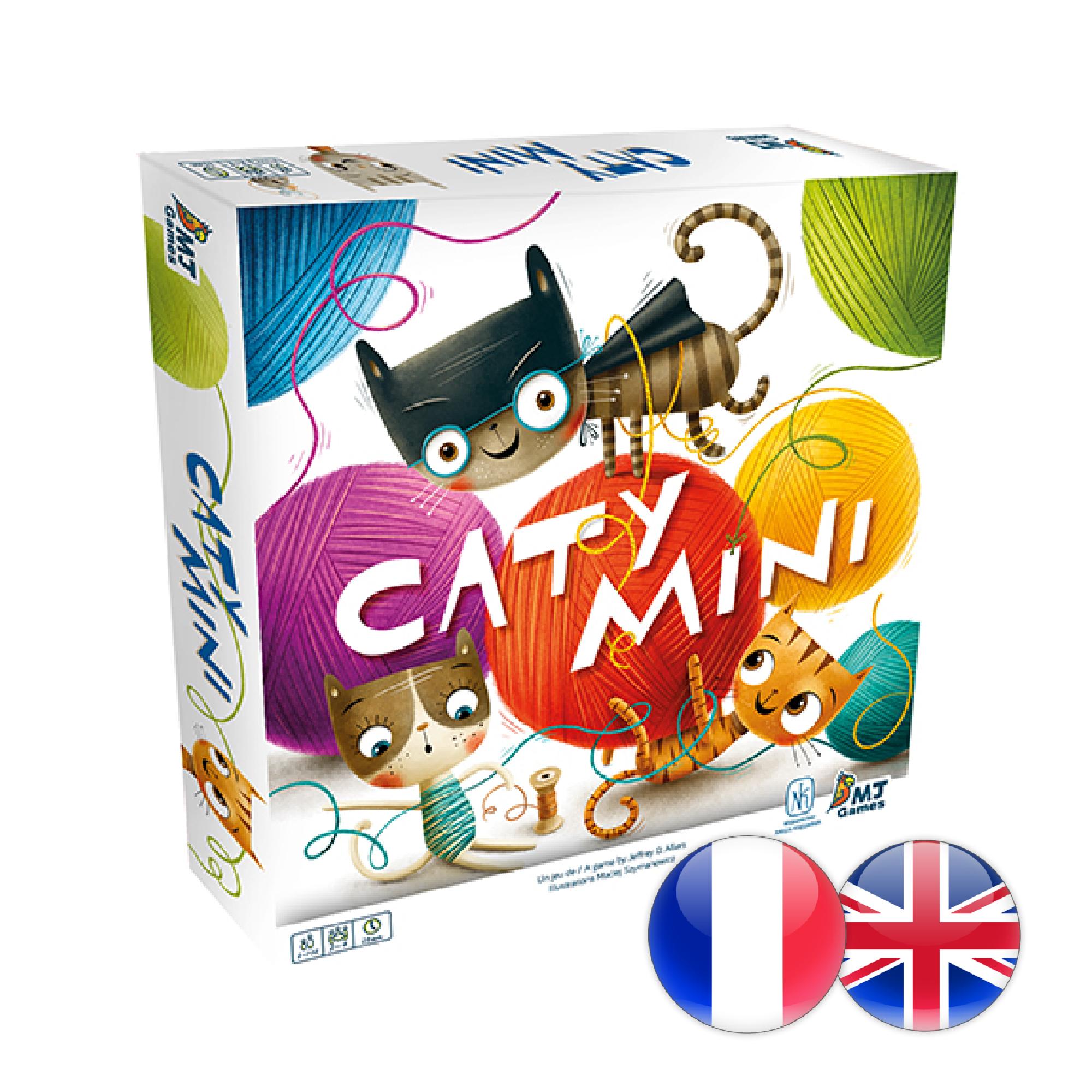 MJ Games Caty Mini (multi)