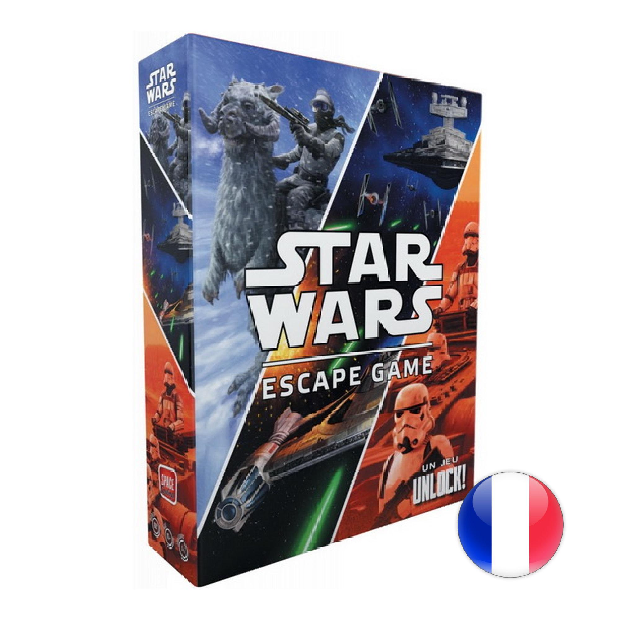 Space Cowboys Unlock! Star Wars VF