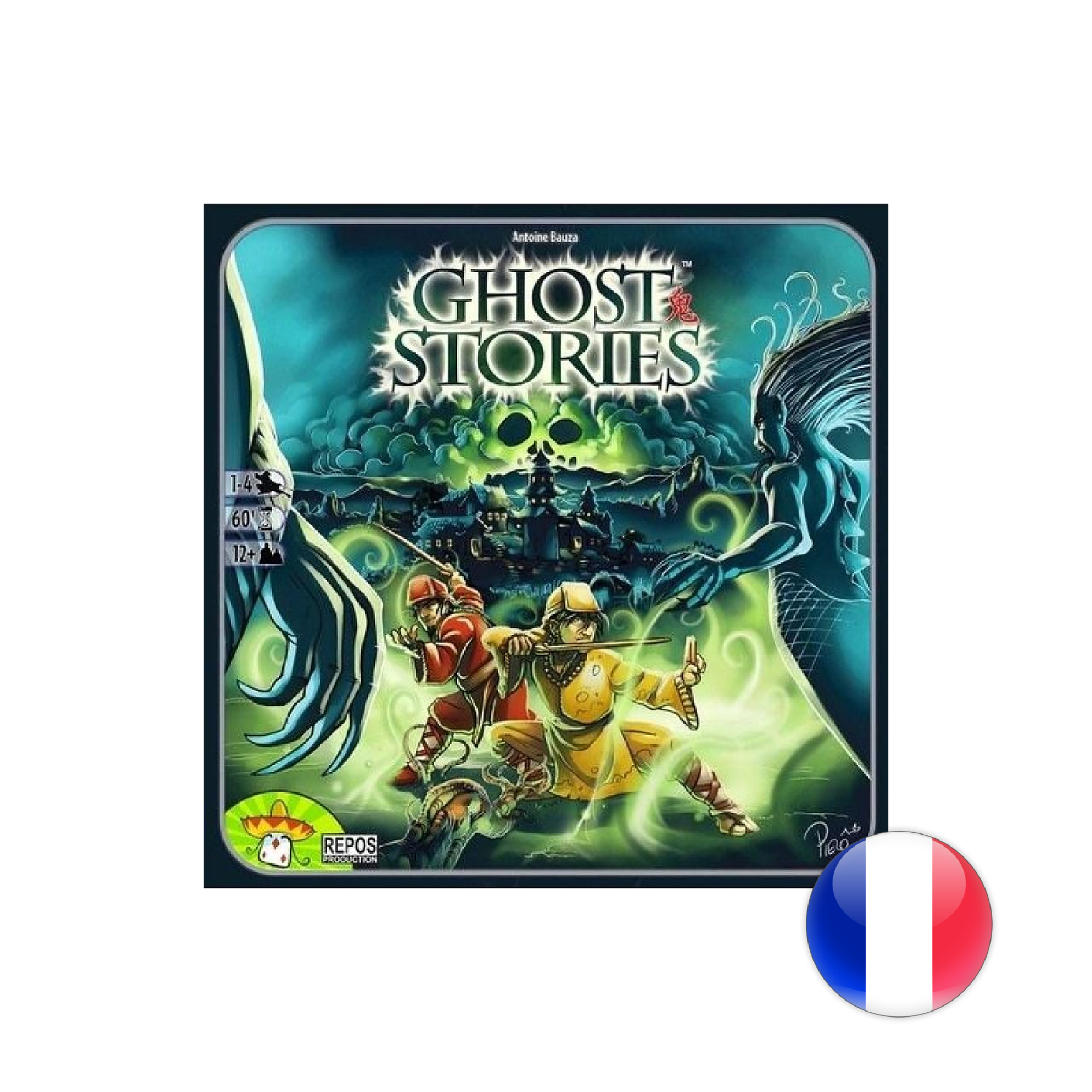 Repos Production Ghost Stories VF