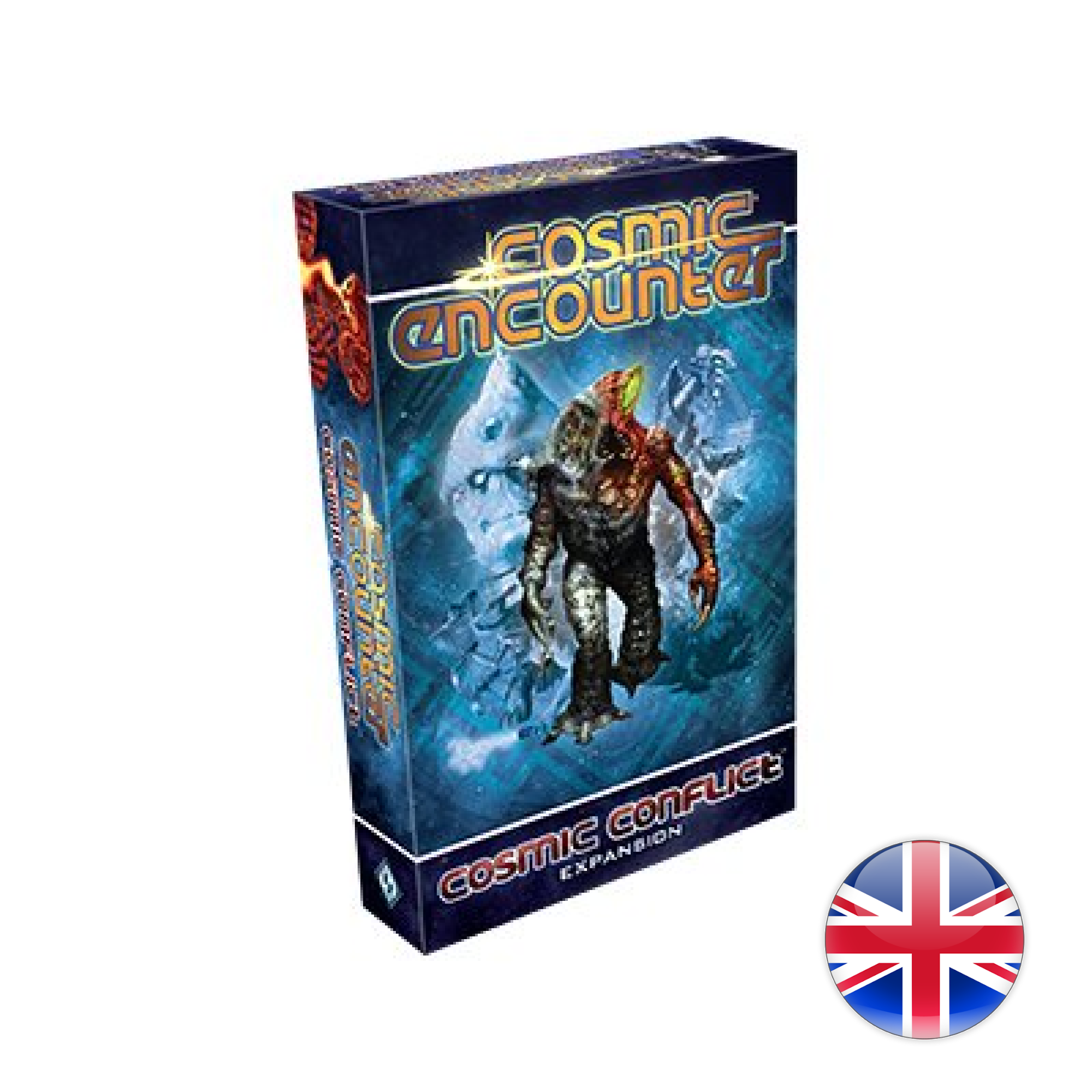 Fantasy Flight Games Cosmic Encounter: Conflict