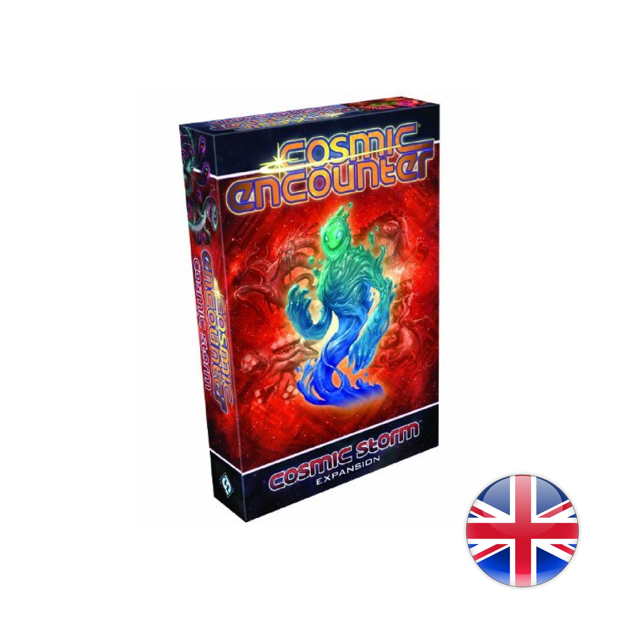 Fantasy Flight Games Cosmic Encounter: Storm