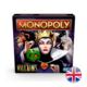 Hasbro Games Jeu Monopoly Disney villains VA