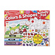 Melissa & Doug Colours and Shapes - Activity Pad