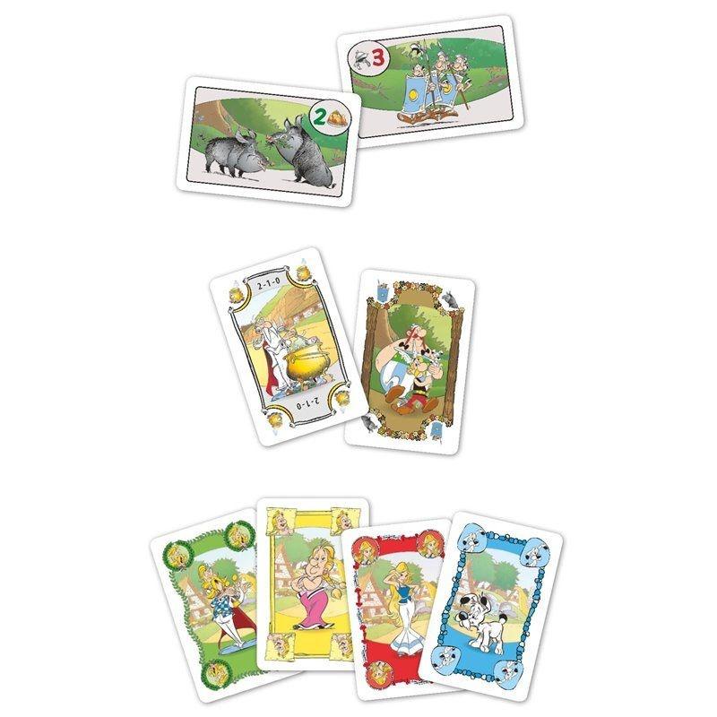Matagot Astérix, le jeu de cartes