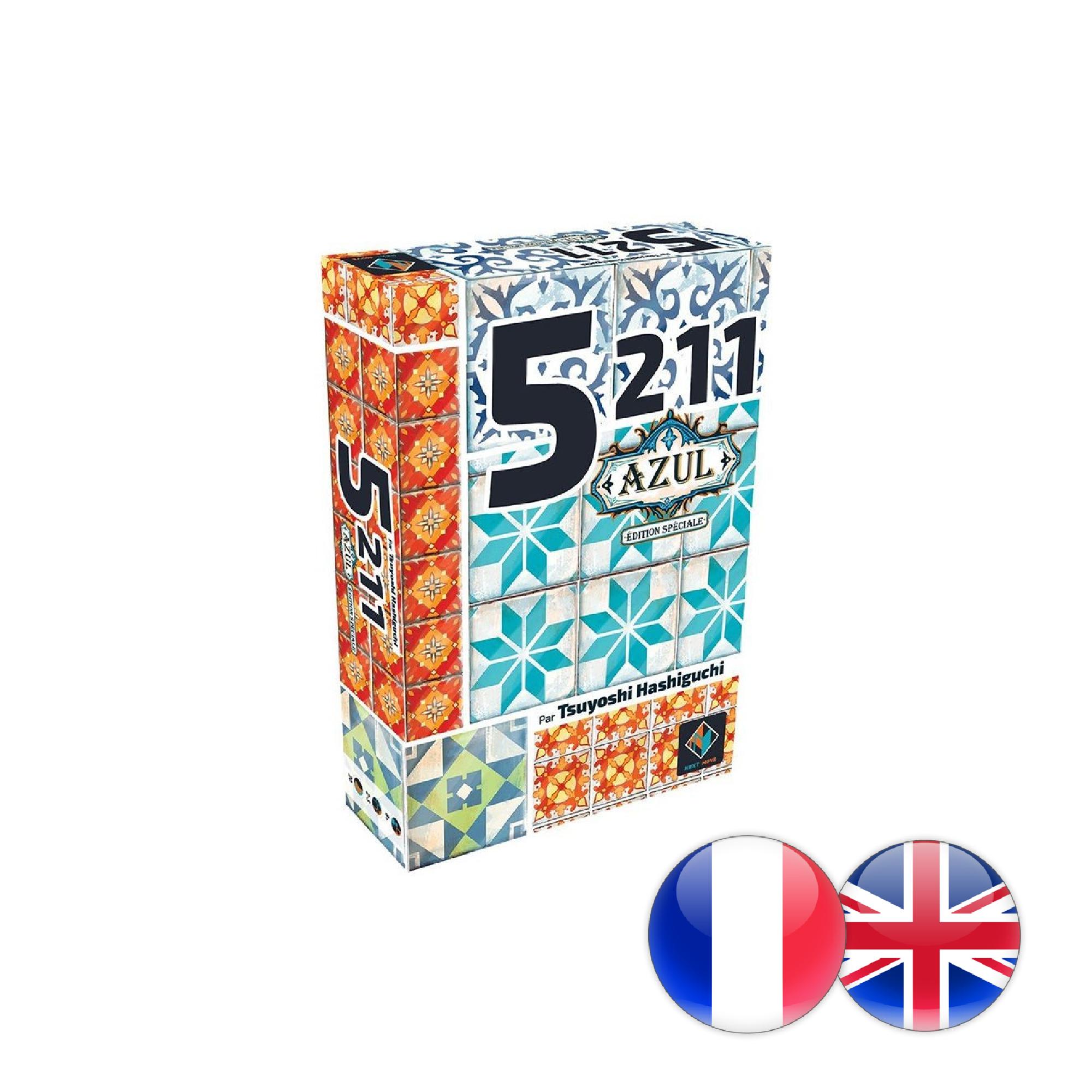 Next Hour 5211 Azul Edition (multi)