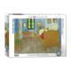 Eurographics Puzzle 1000: Bedroom in Arles by Vincent Van Gogh