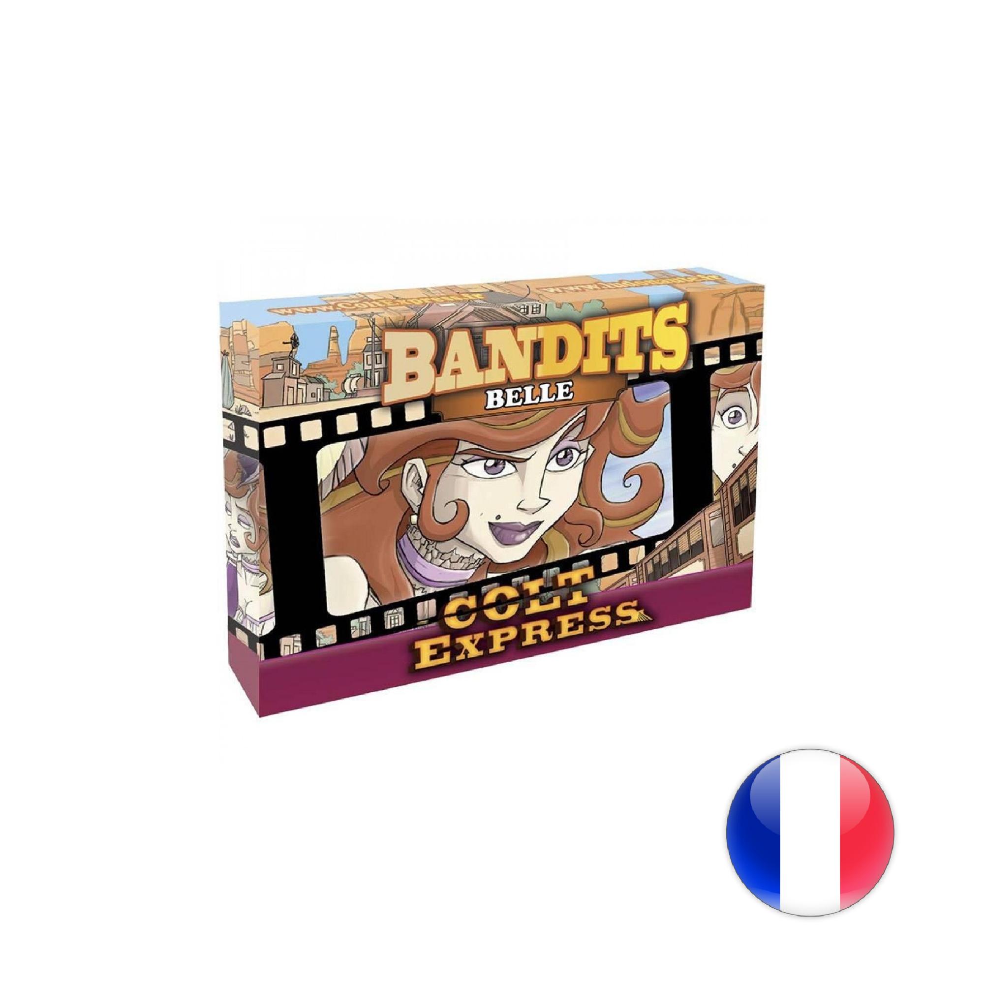 Ludonaute Colt Express Bandit: Belle VF