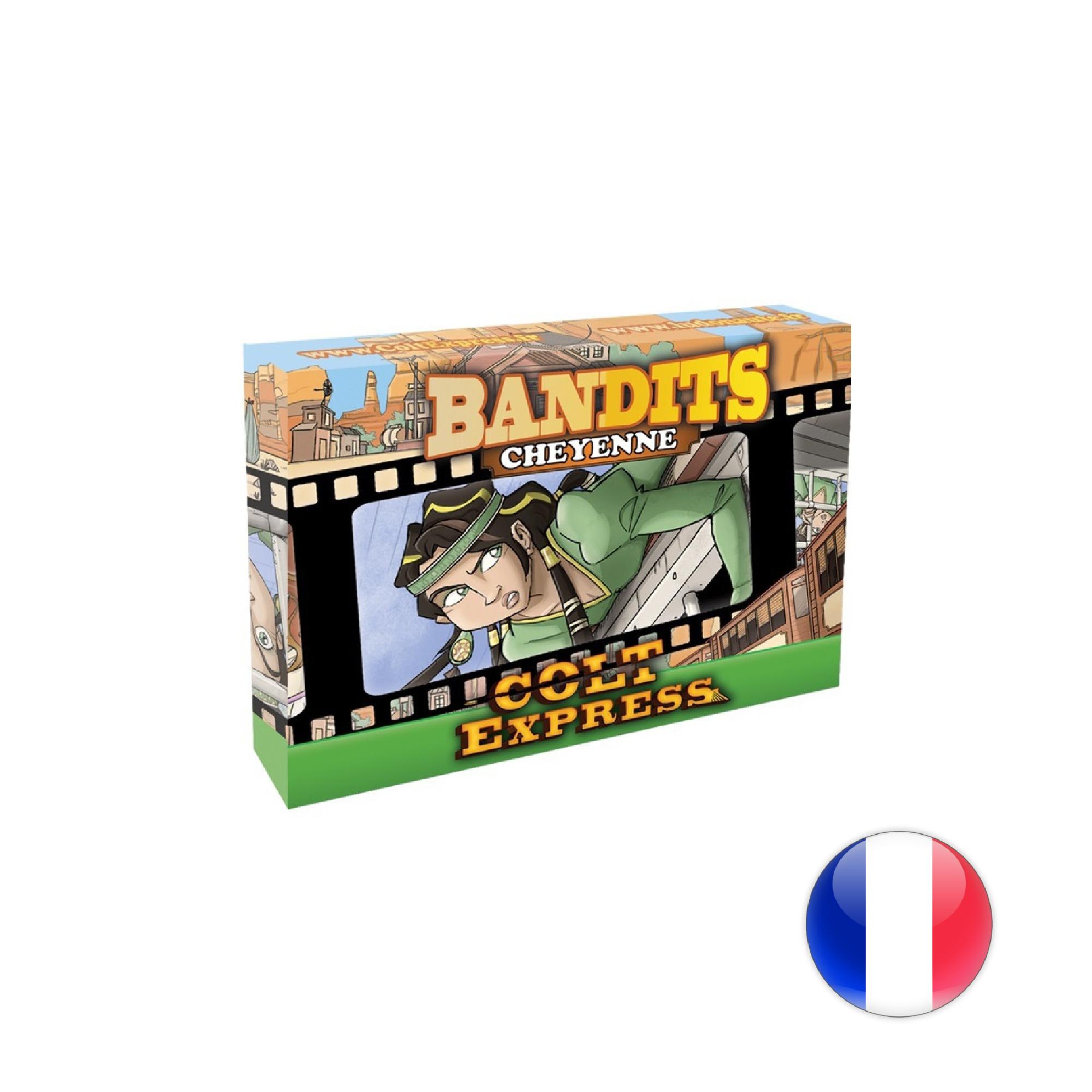 Ludonaute Colt Express Bandit: Chayenne VF