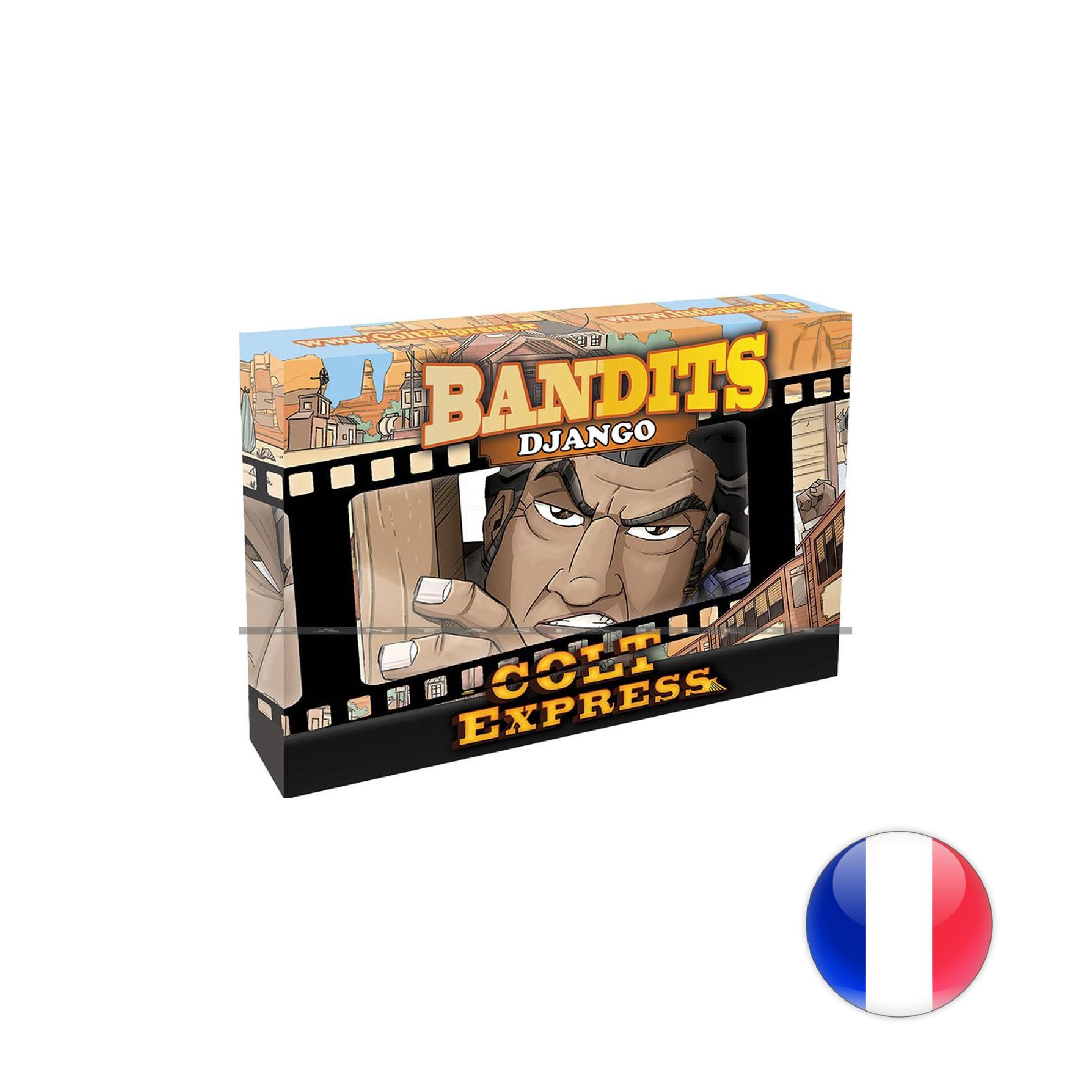 Ludonaute Colt Express Bandit: Django VF