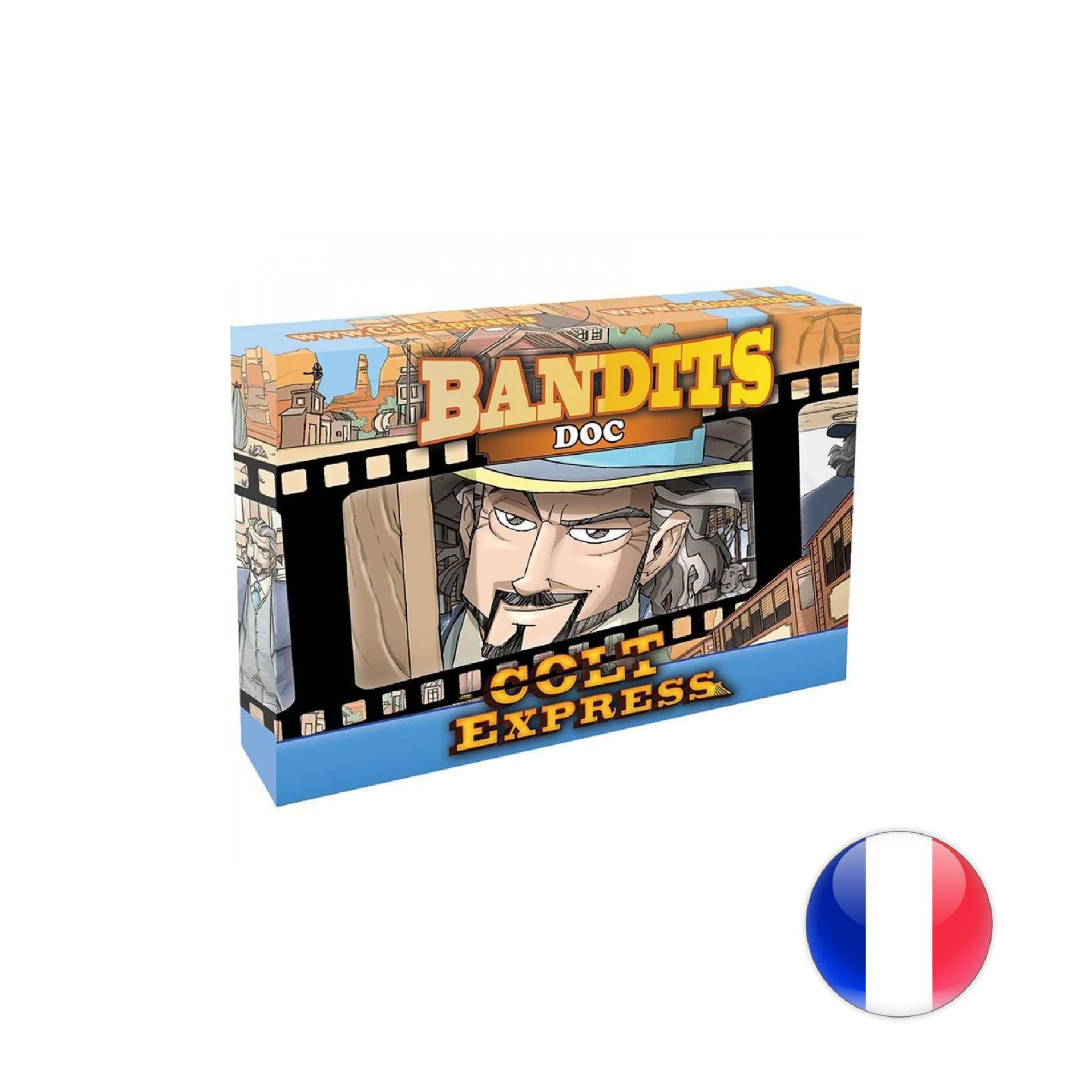 Ludonaute Colt Express Bandit: Doc VF