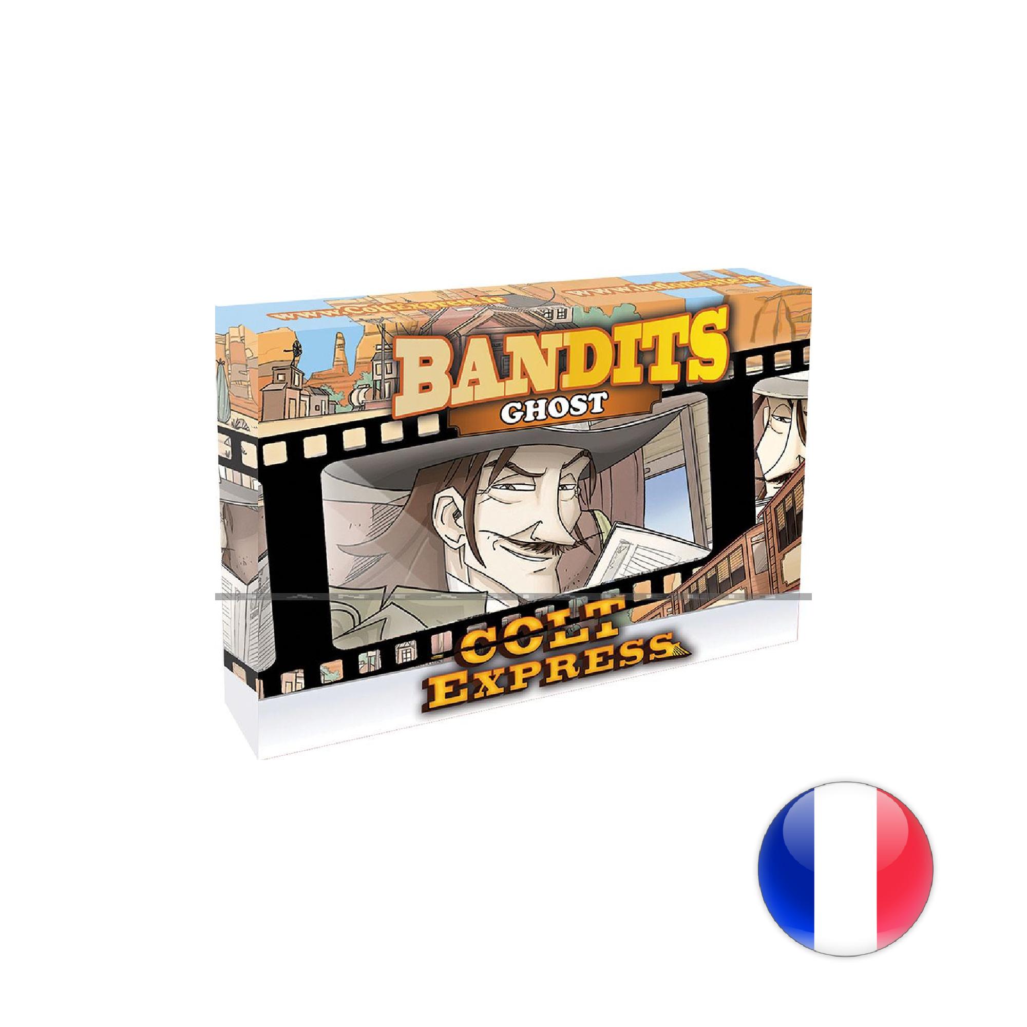 Ludonaute Colt Express Bandit: Ghost VF