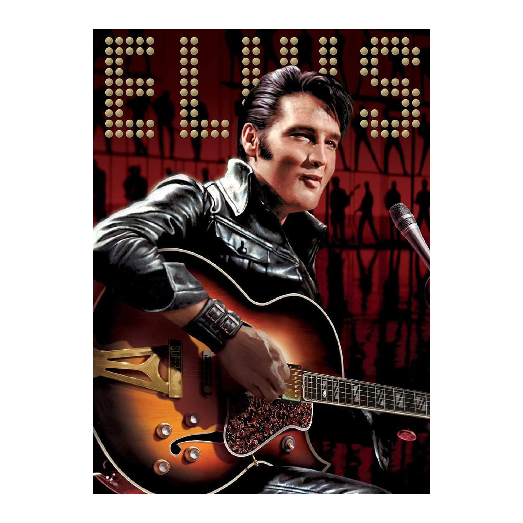 Eurographics Puzzle 1000: Elvis Comeback Special