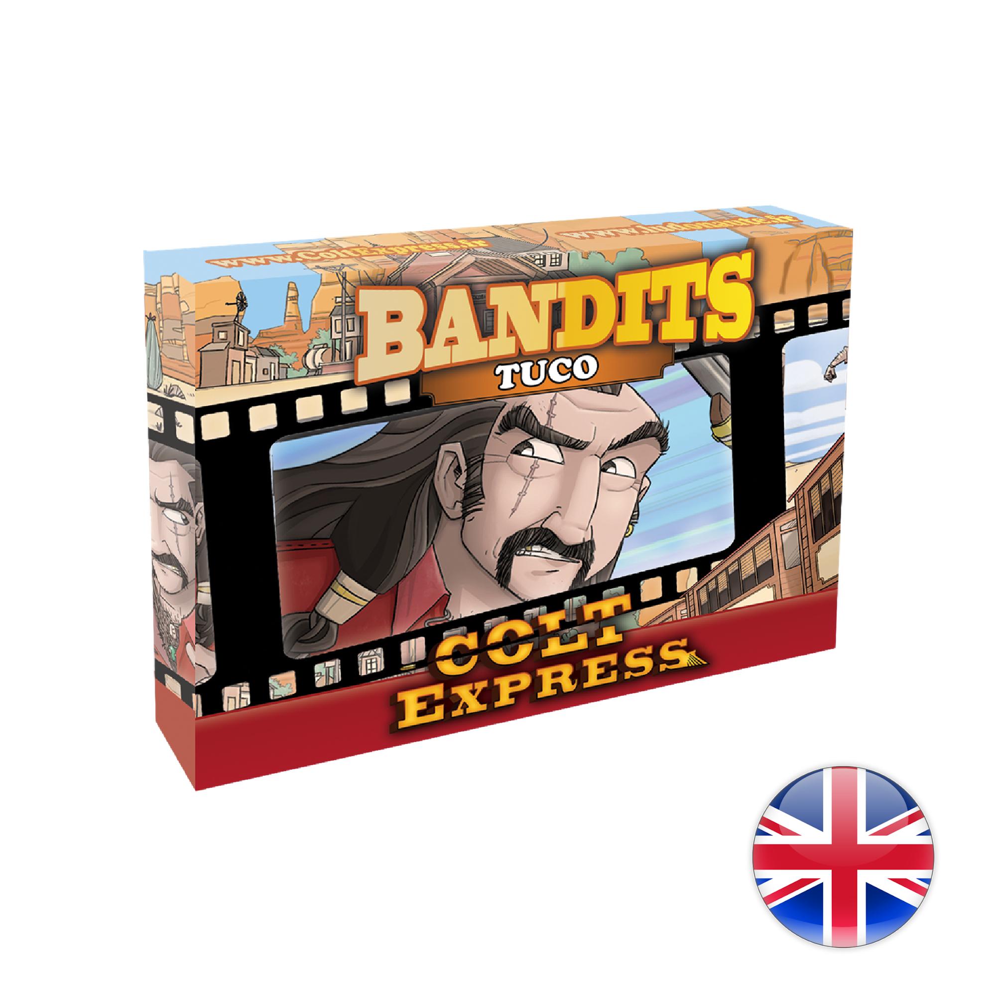Ludonaute Colt Express Bandit Pack - Exp. Tuco