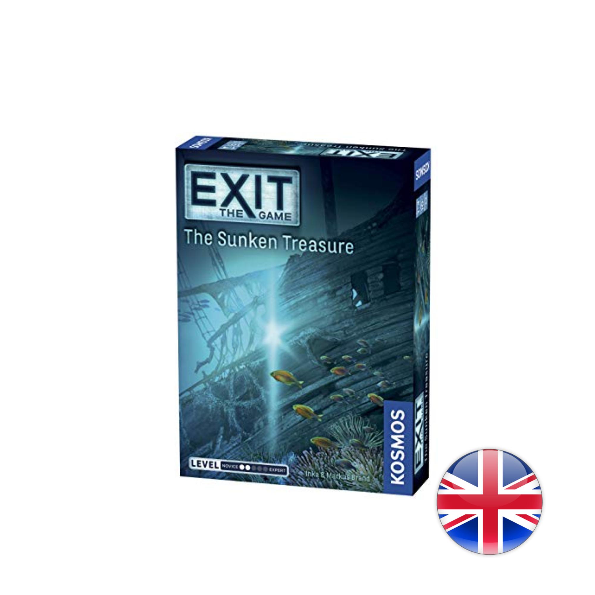Exit : The Sunken Treasure