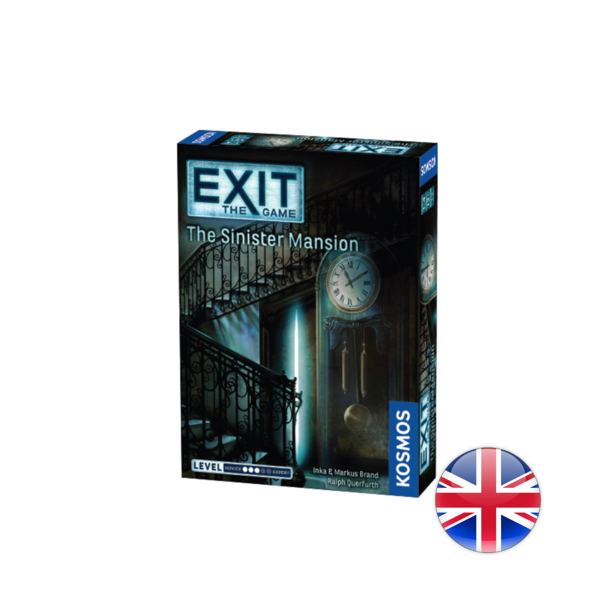 IELLO EXIT : The sinister Mansion
