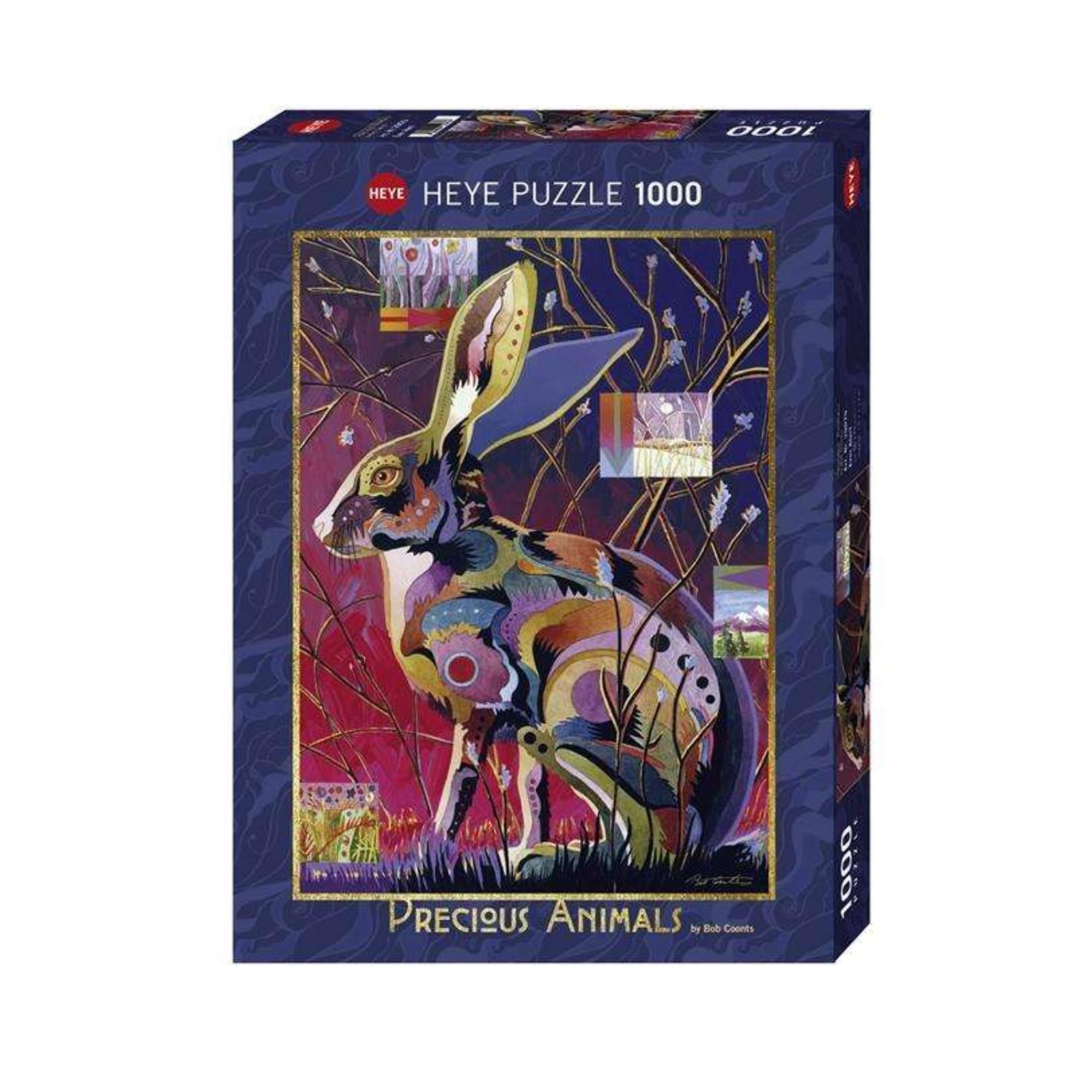 Heye Puzzle 1000: Ever Alert