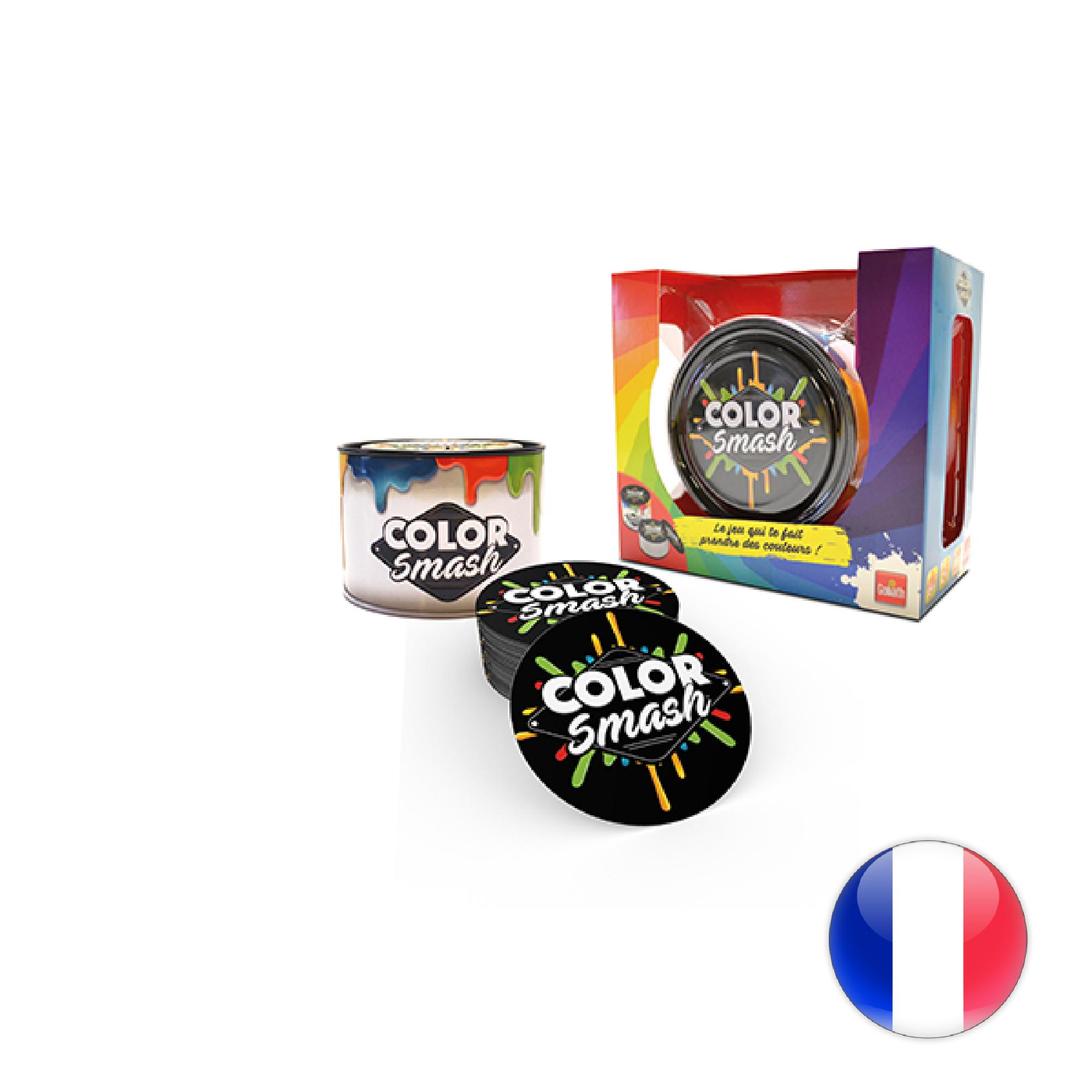 Goliath Color Smash VF
