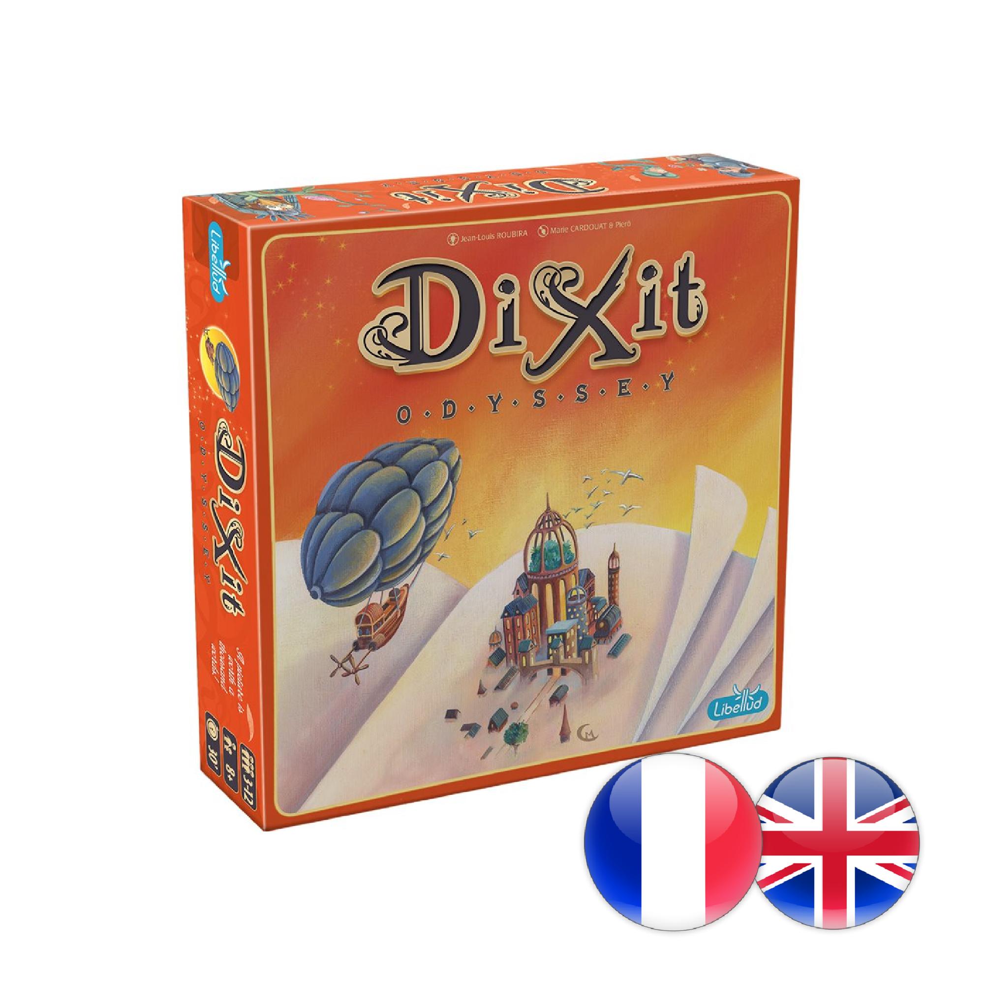 Libellud Dixit Odyssey (multi)