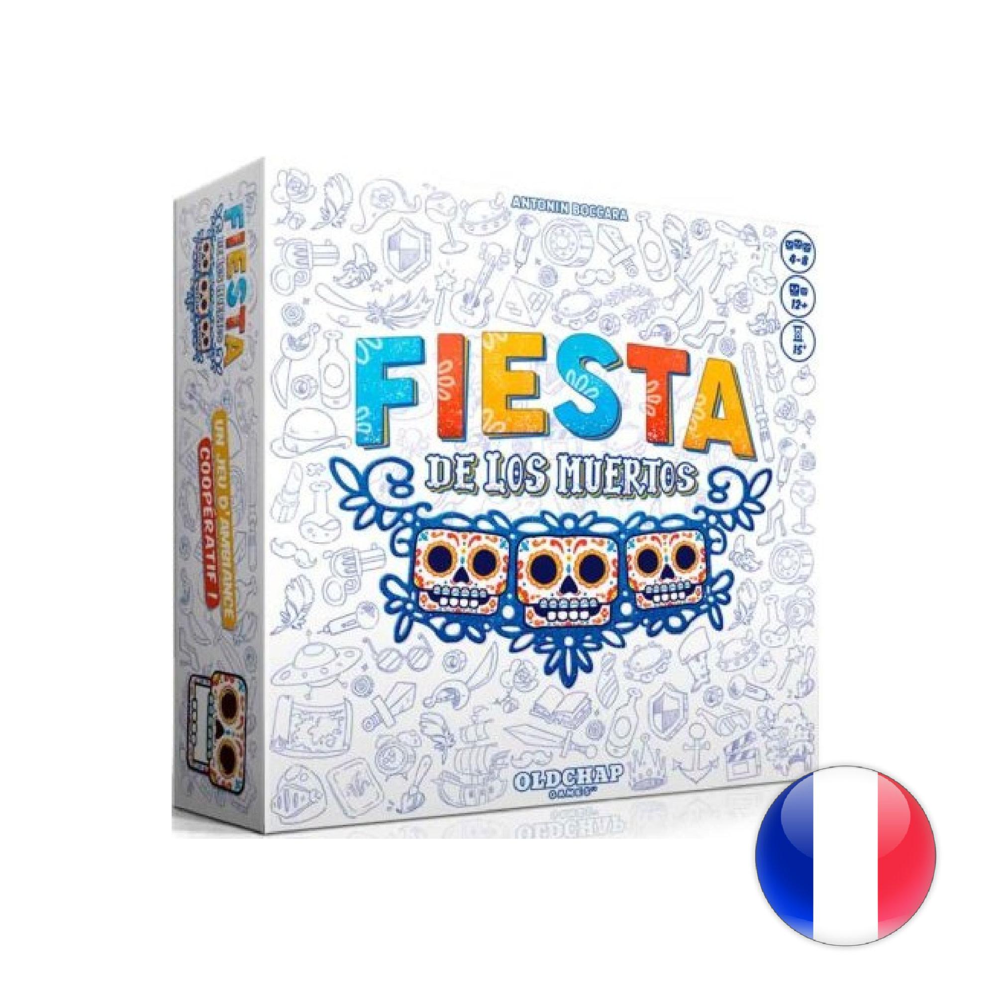 OldChap Editions Fiesta de los muertos VF