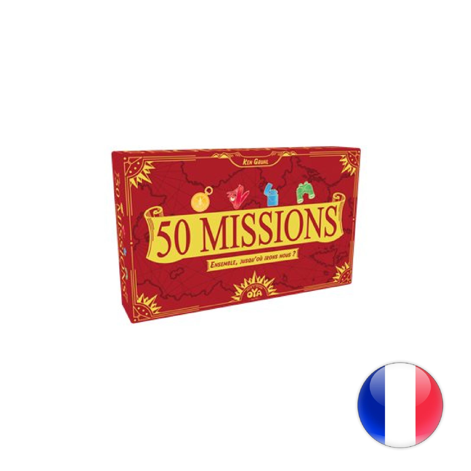 Oya 50 missions VF