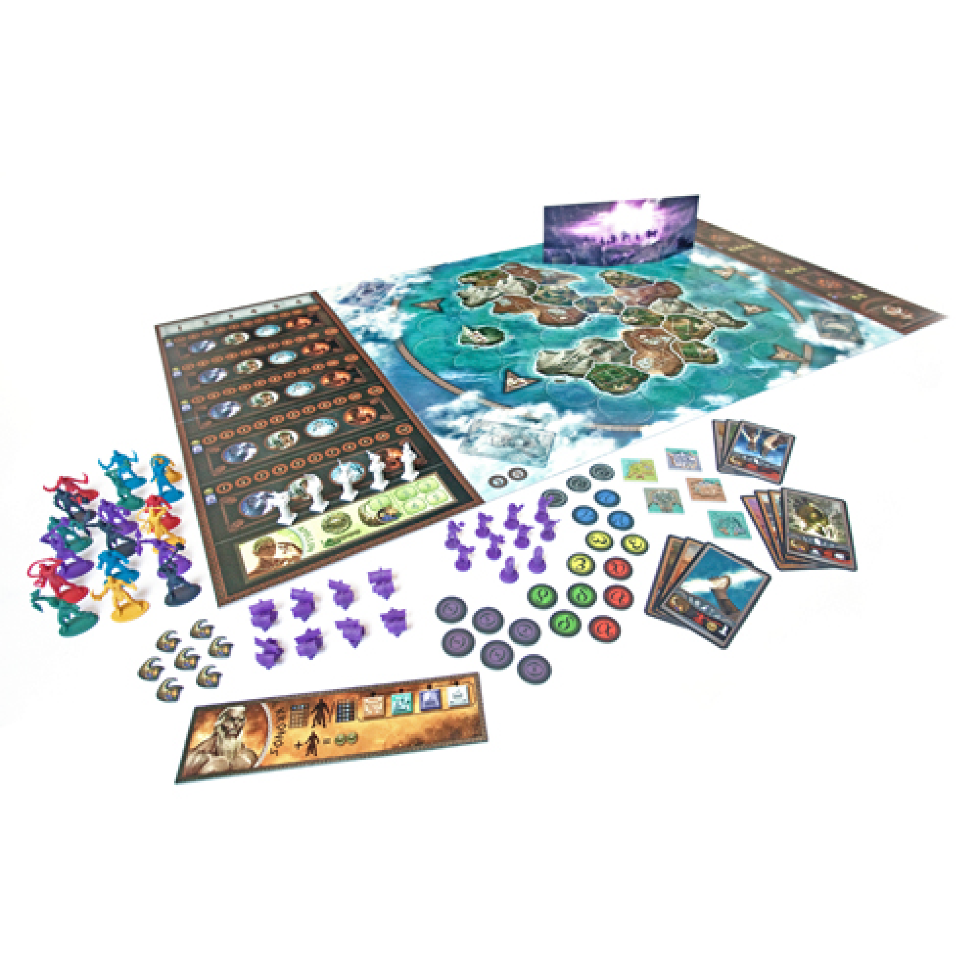 Matagot Cyclades: Titans