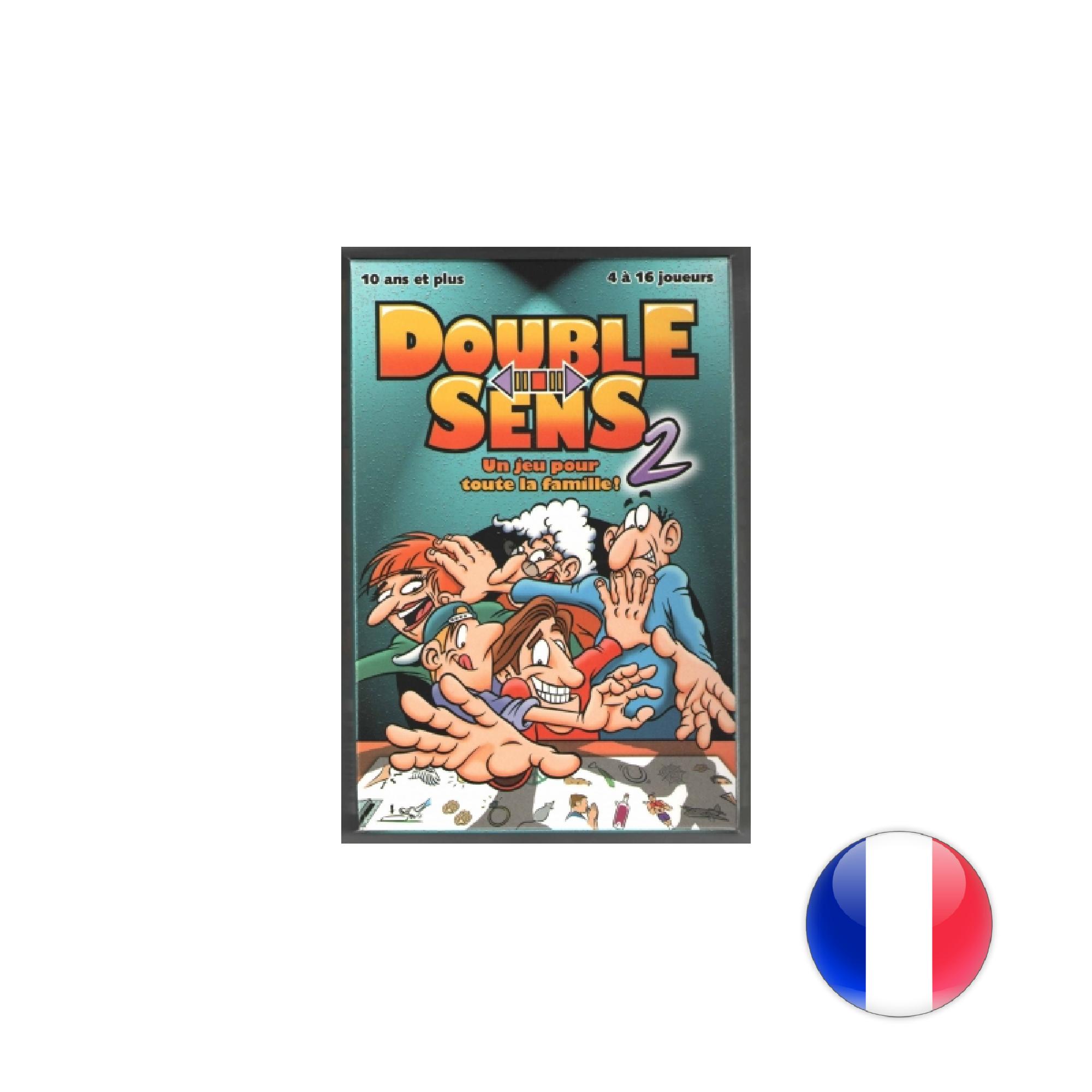 Créations Ozzé Inc. Double Sens 2