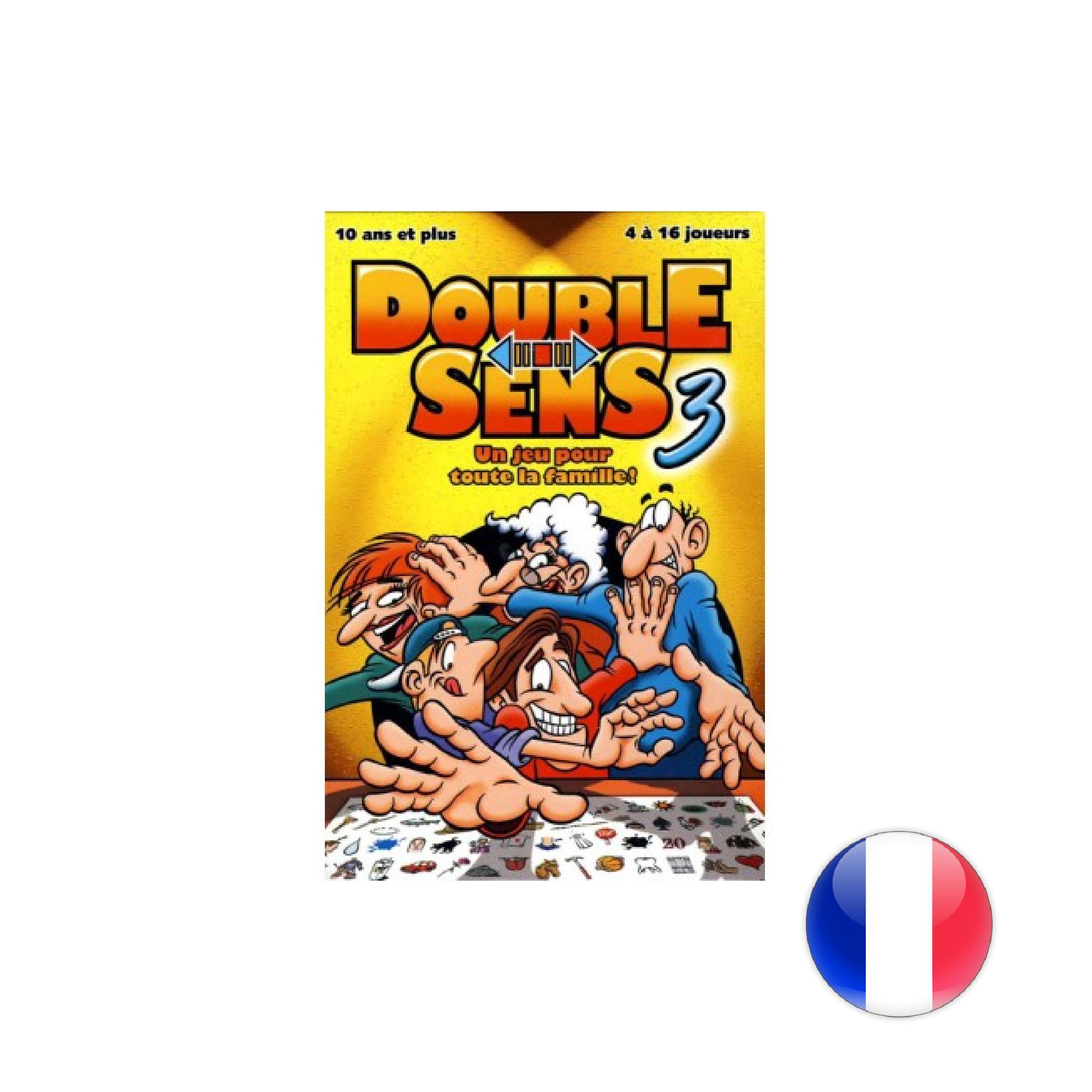 Créations Ozzé Inc. Double Sens 3