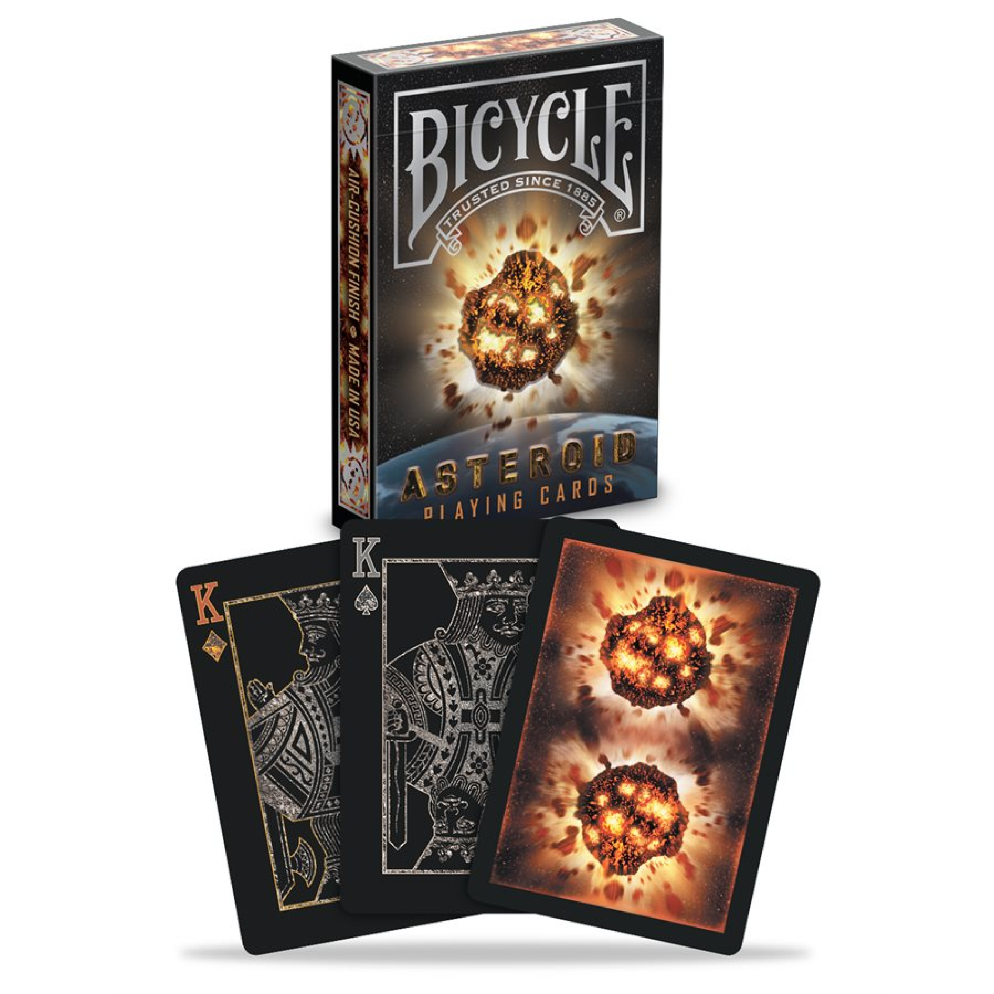 Bicycle Bicycle Deck Asteroid