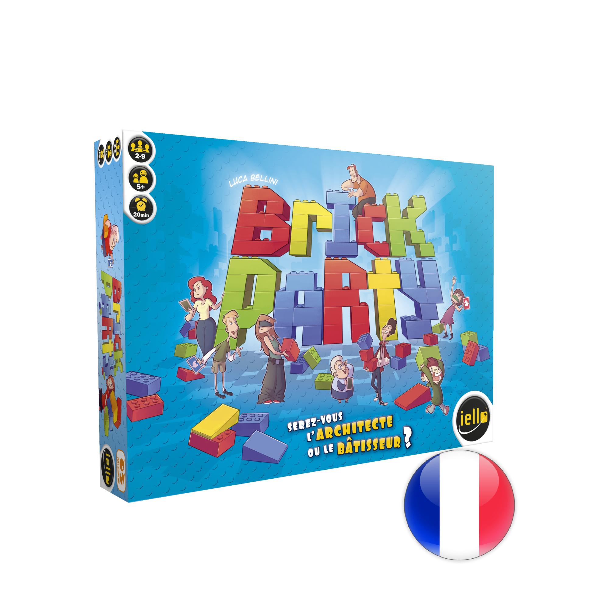 IELLO Brick Party VF
