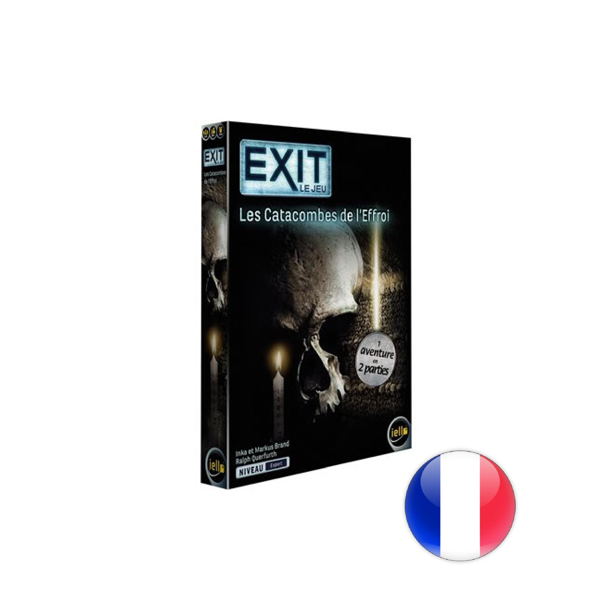 IELLO Exit - Les Catacombes de l'Effroi