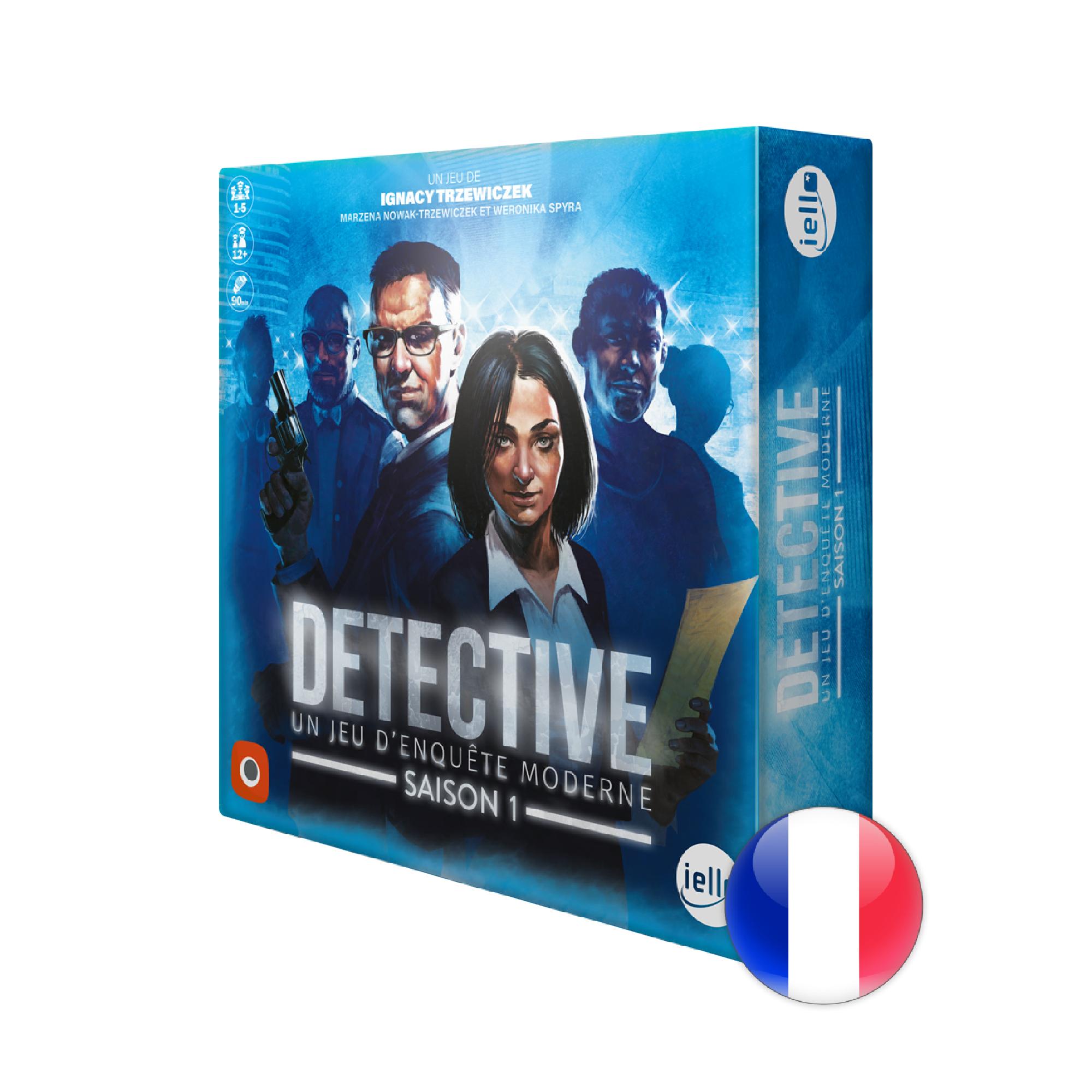 IELLO Détective, saison 1