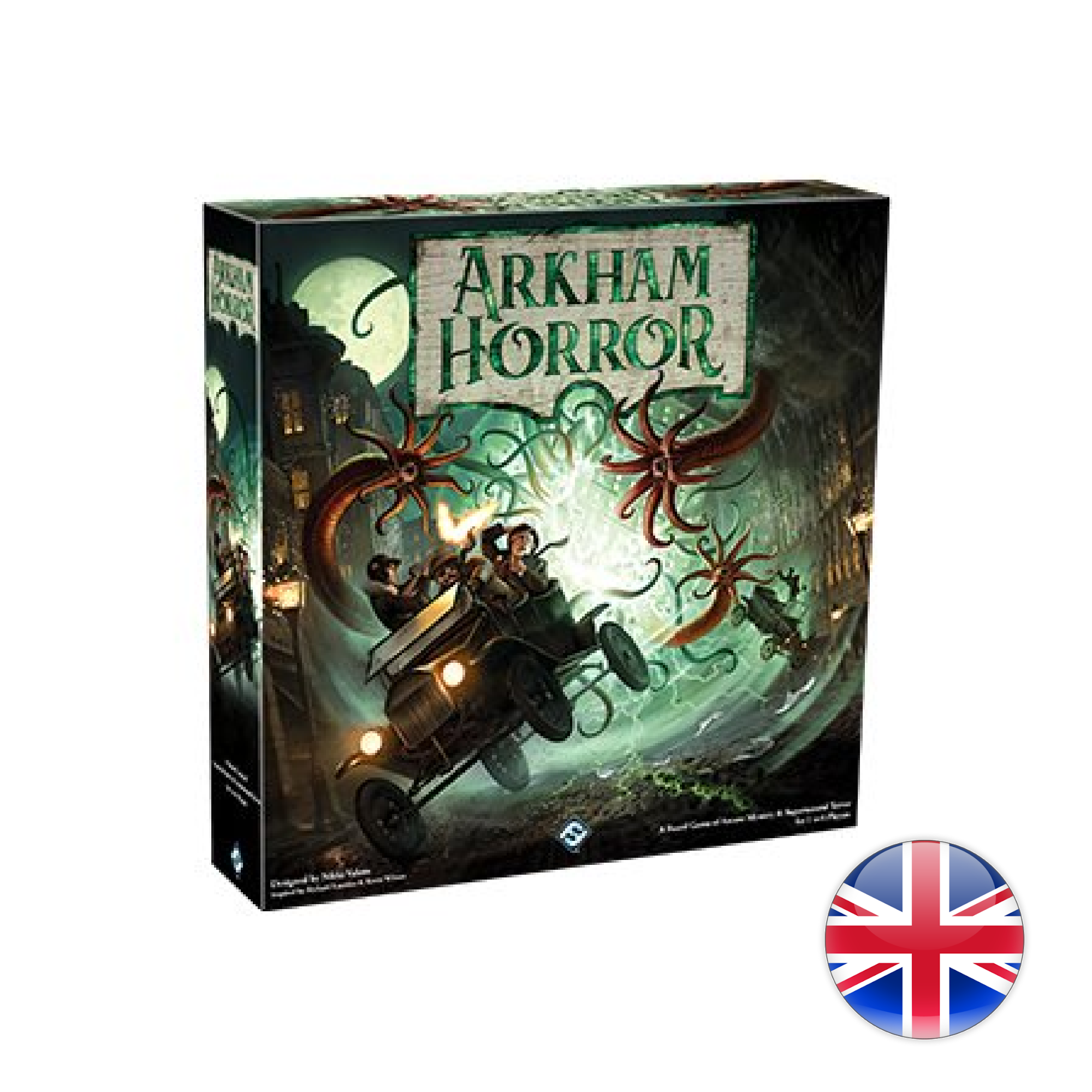 Fantasy Flight Games Arkham Horror Third Edition