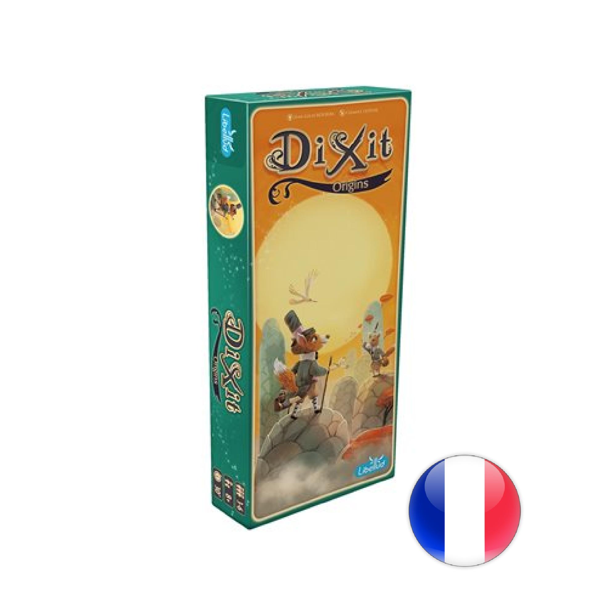 Libellud Dixit Ext. 3 Origins (multi)