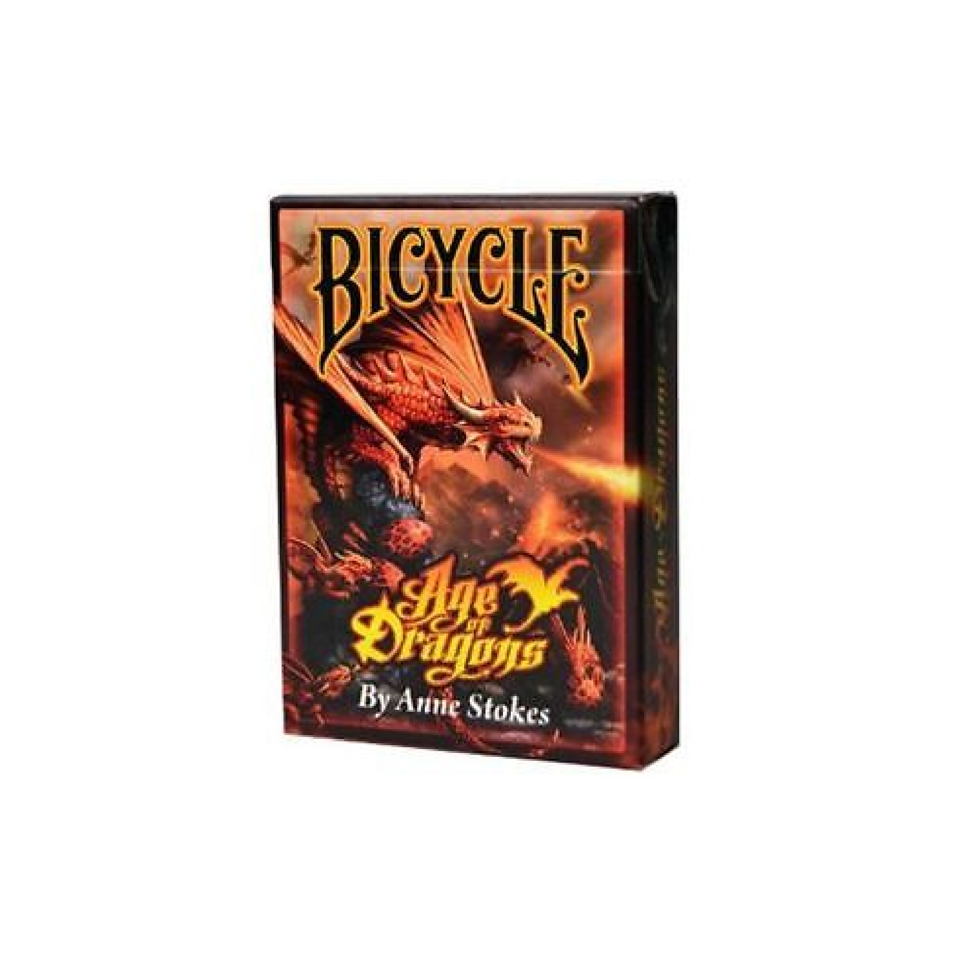 Bicycle Biclycle Deck Age of Dragons - Anne Stoke