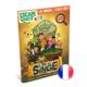 Don't Panic Games Escape Quest Kids 1: l'Île au singe (livre)