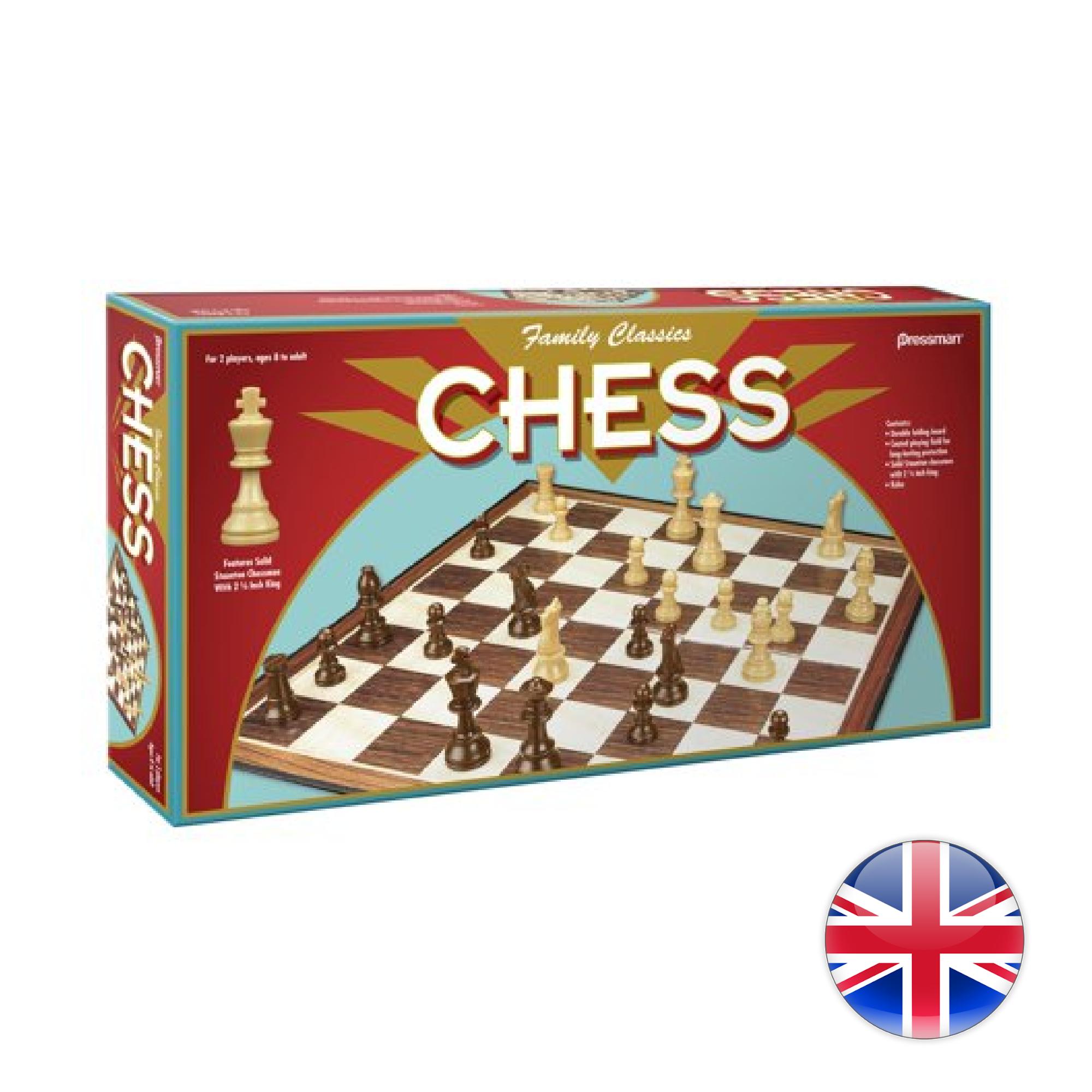 Pressman Chess Family Classics / Échecs