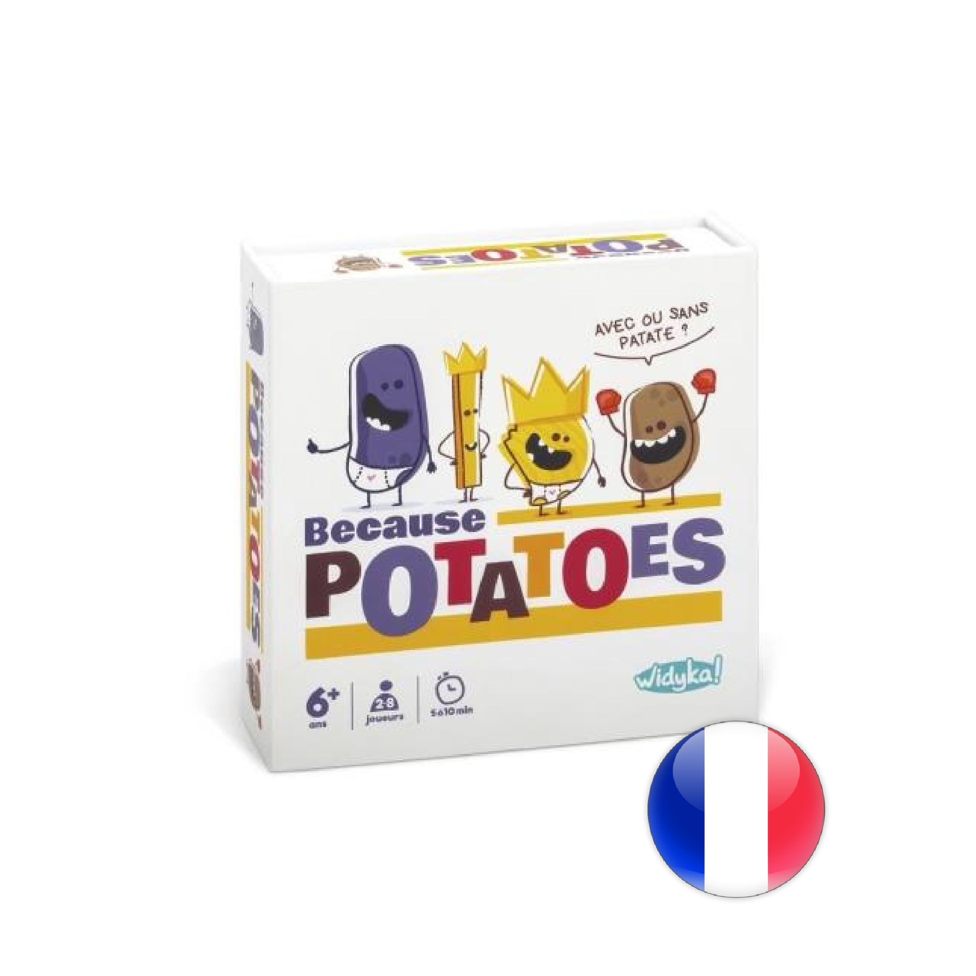 Widyka Because Potatoes VF