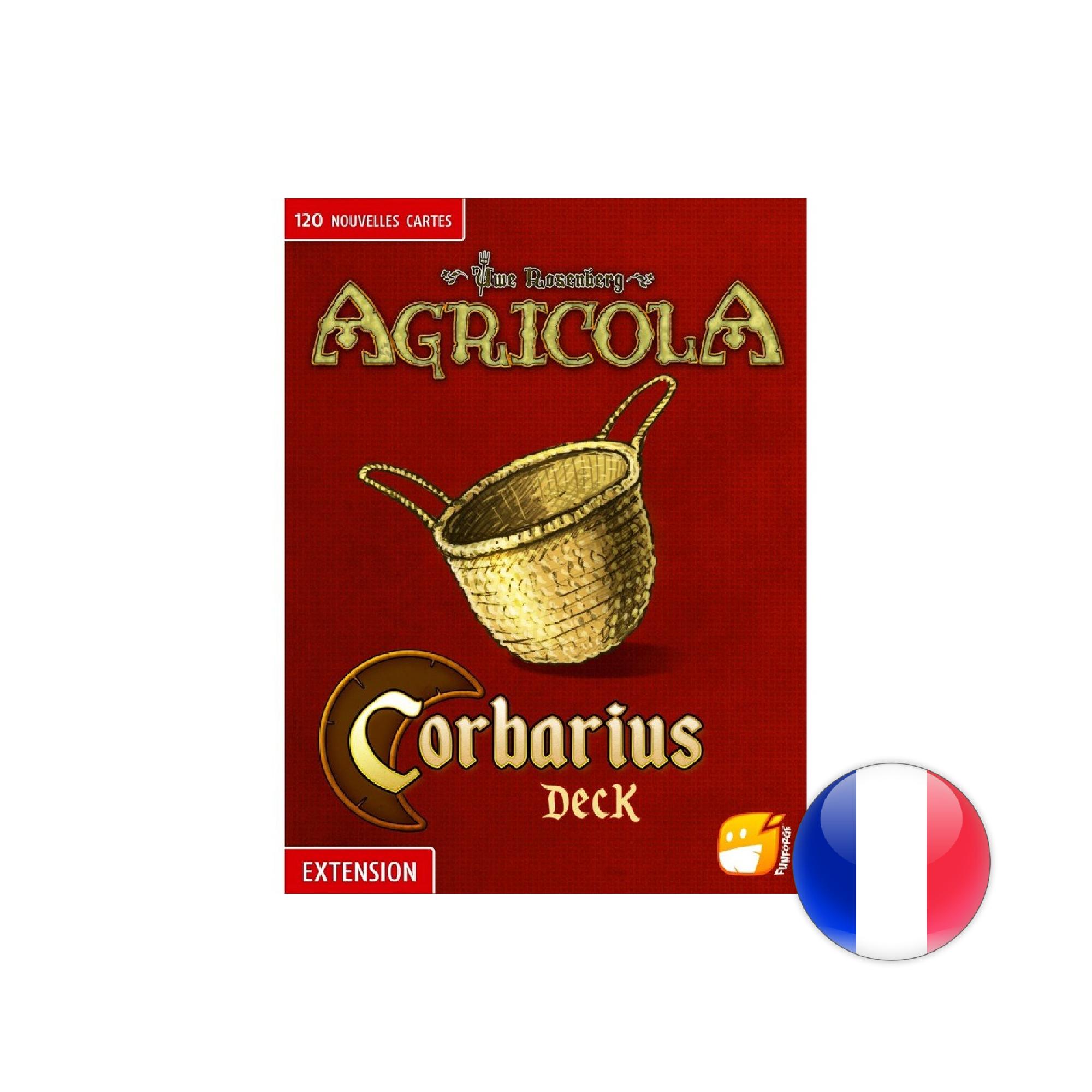 Funforge Agricola : Ext. Corbarius VF