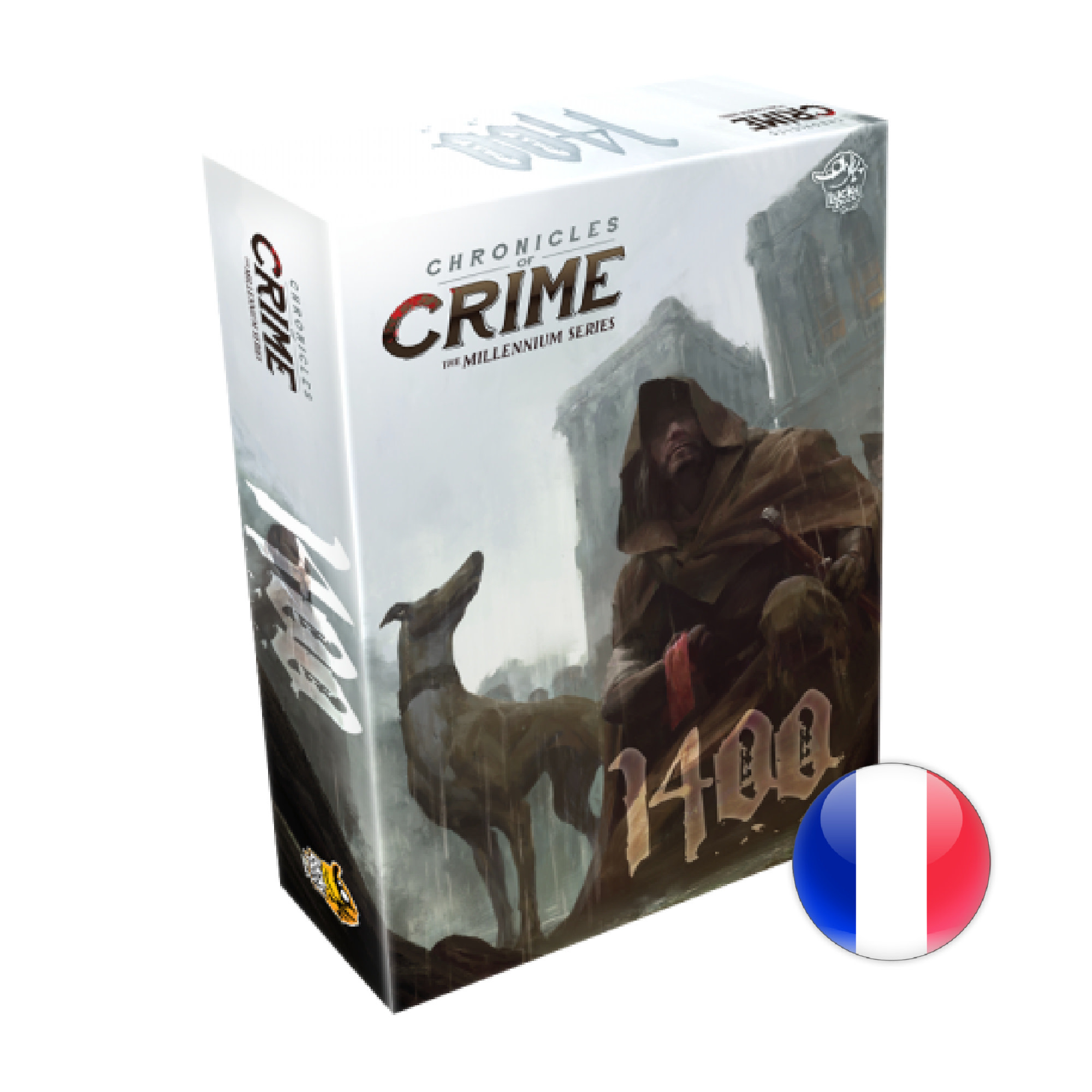 Lucky Duck Games Chronicles of Crime - 1400