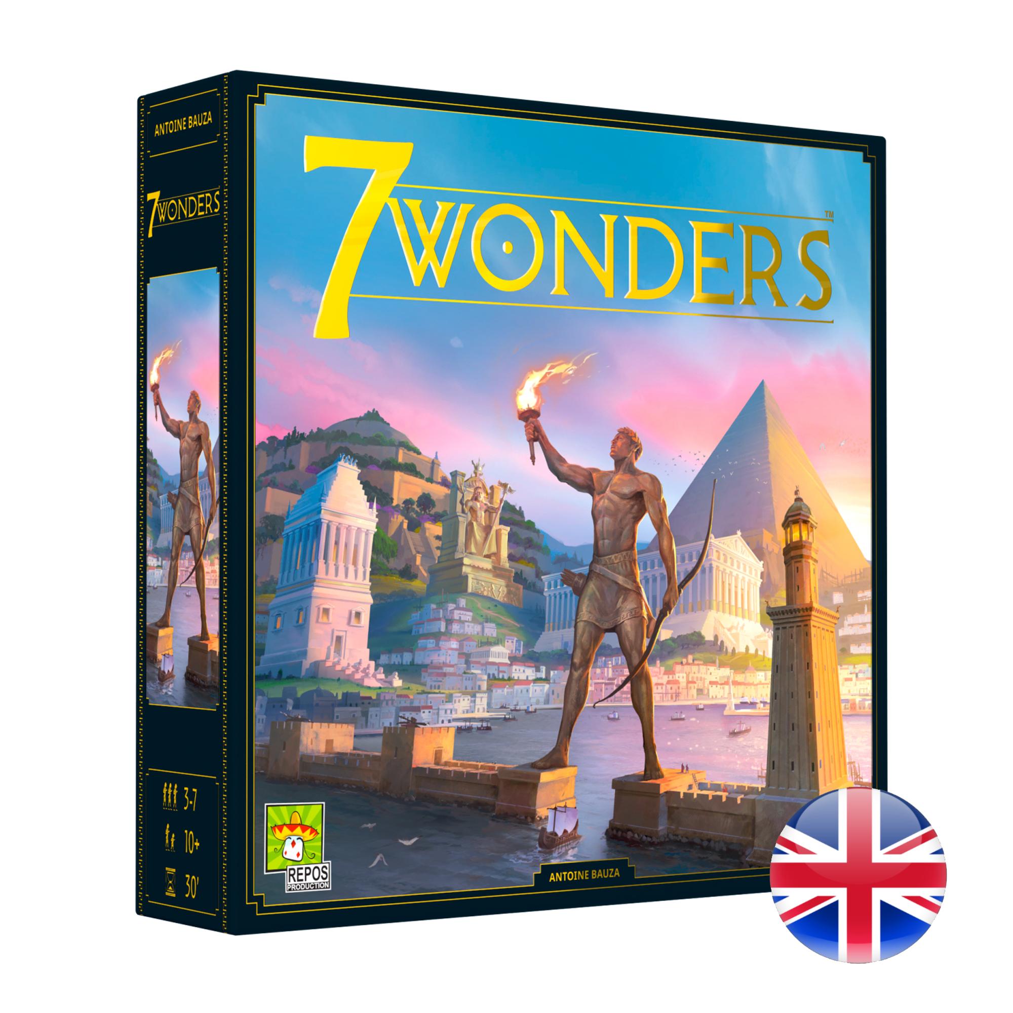 Repos Production 7 Wonders VA