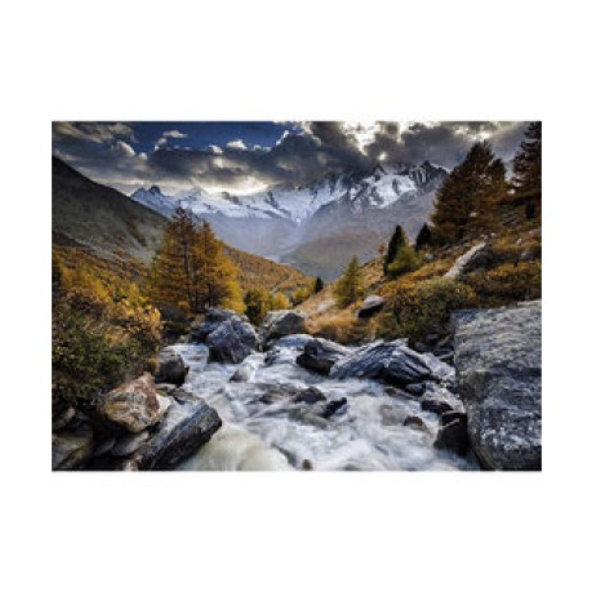 Heye Puzzle 1000: Mountain Stream, AVH (boîte carrée)