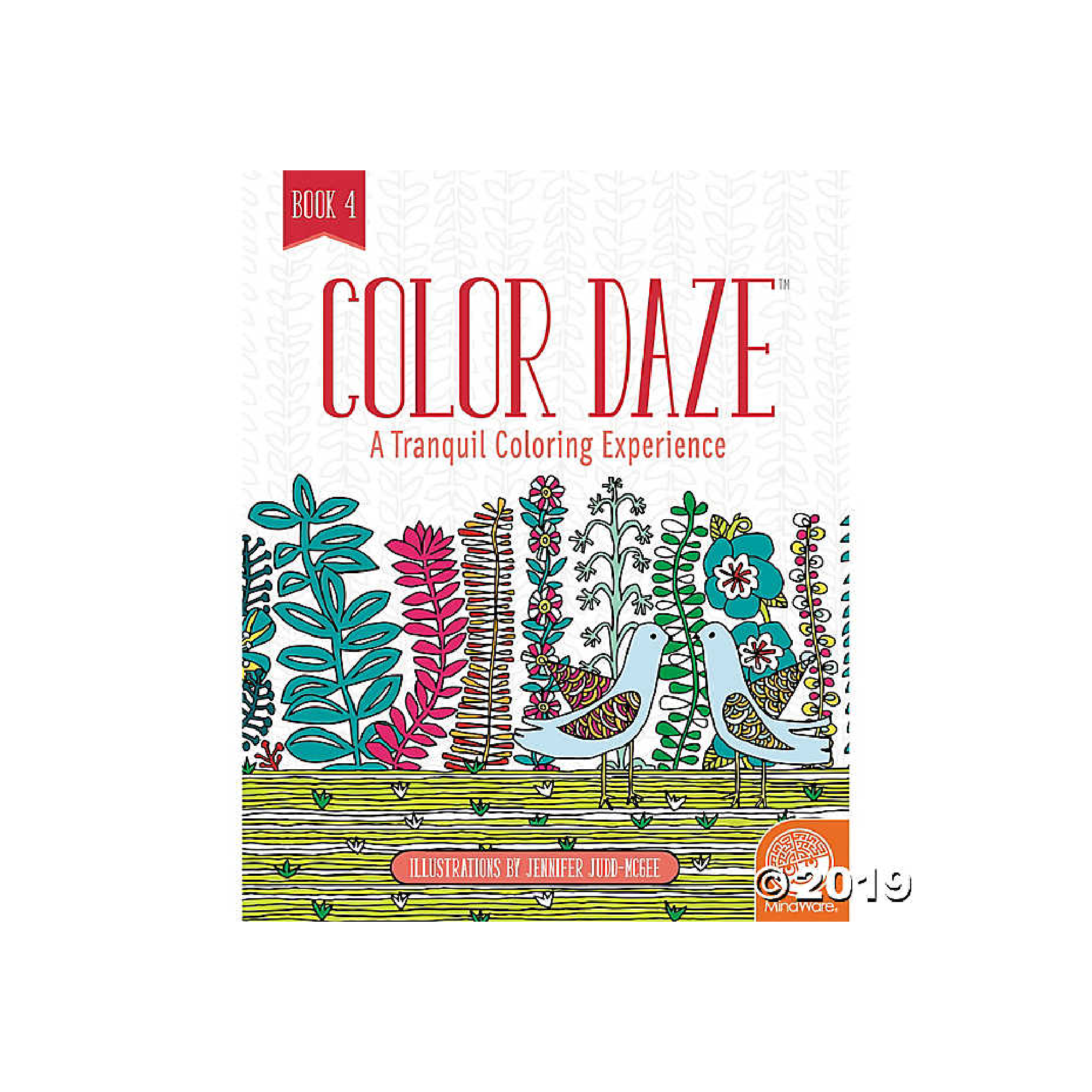 MindWare Color Daze: Book 4