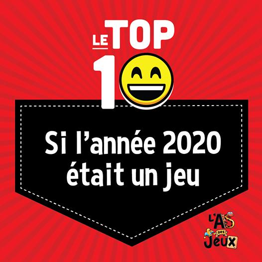 Top 10: Si l'année 2020 était un jeu