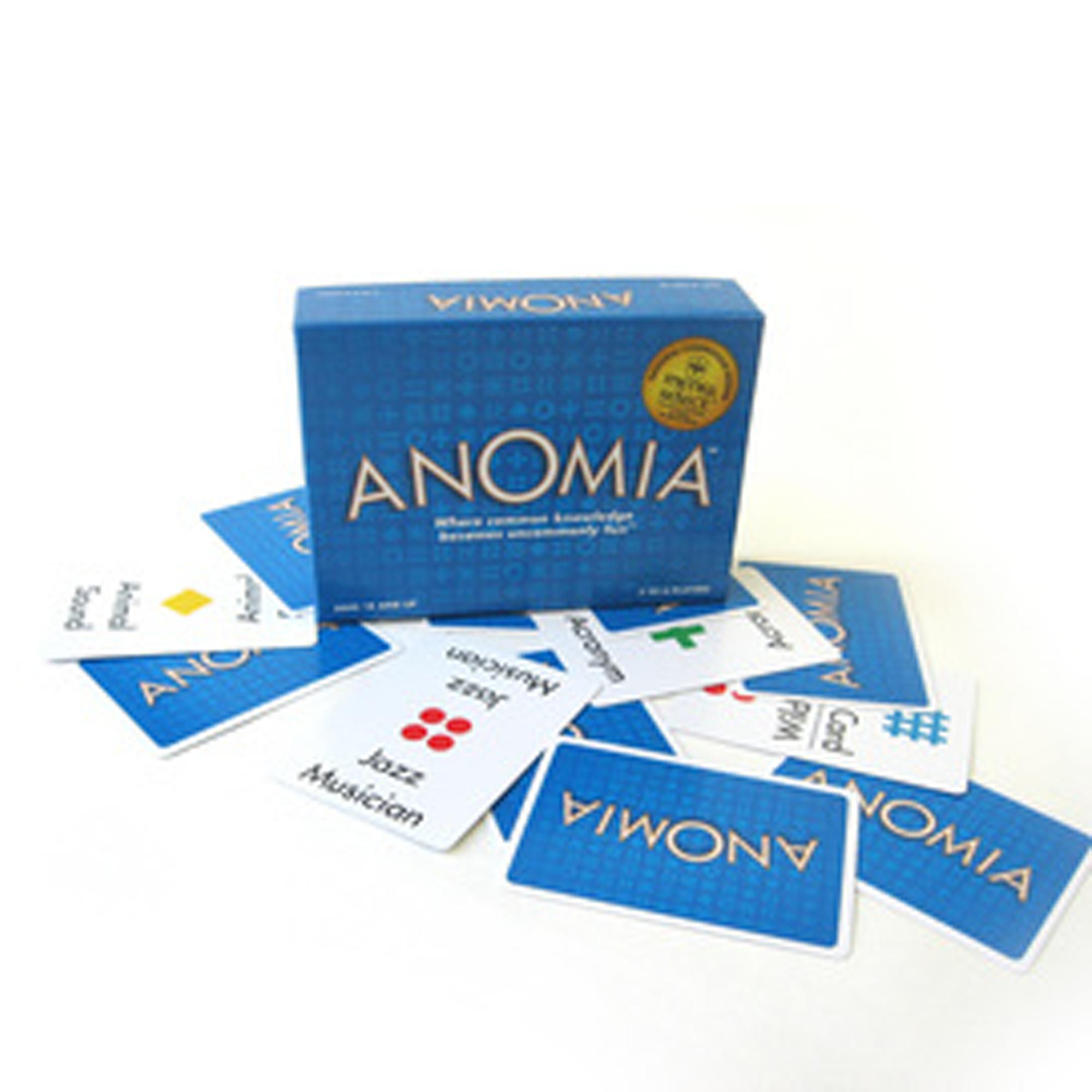 Anomia Game Anomia
